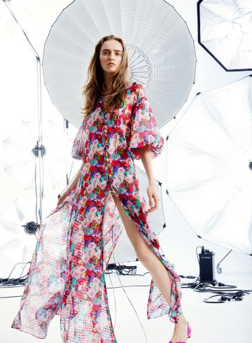 Emanuel Ungaro Resort 2018 Lookbook