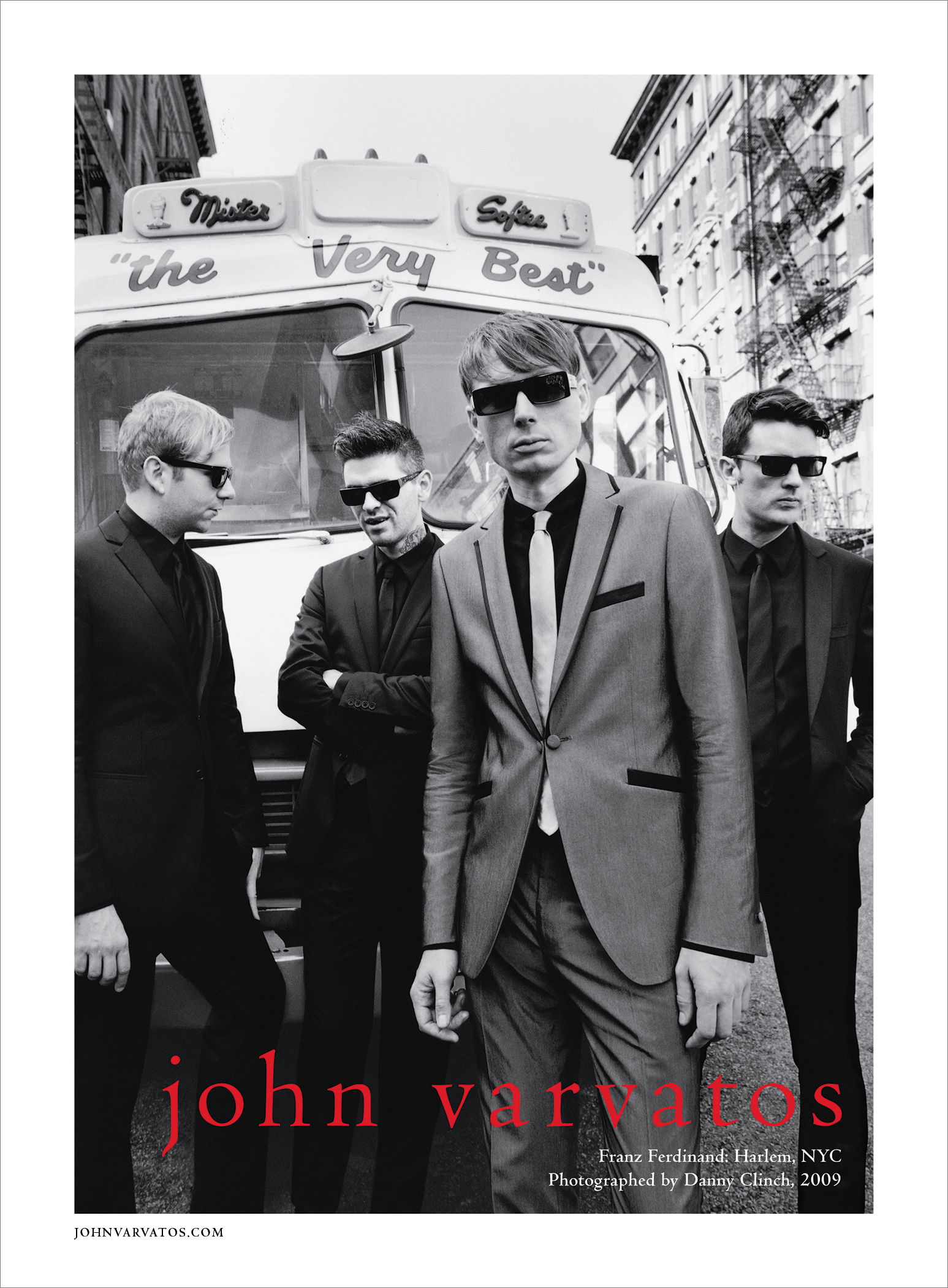 John Varvatos - The Impression