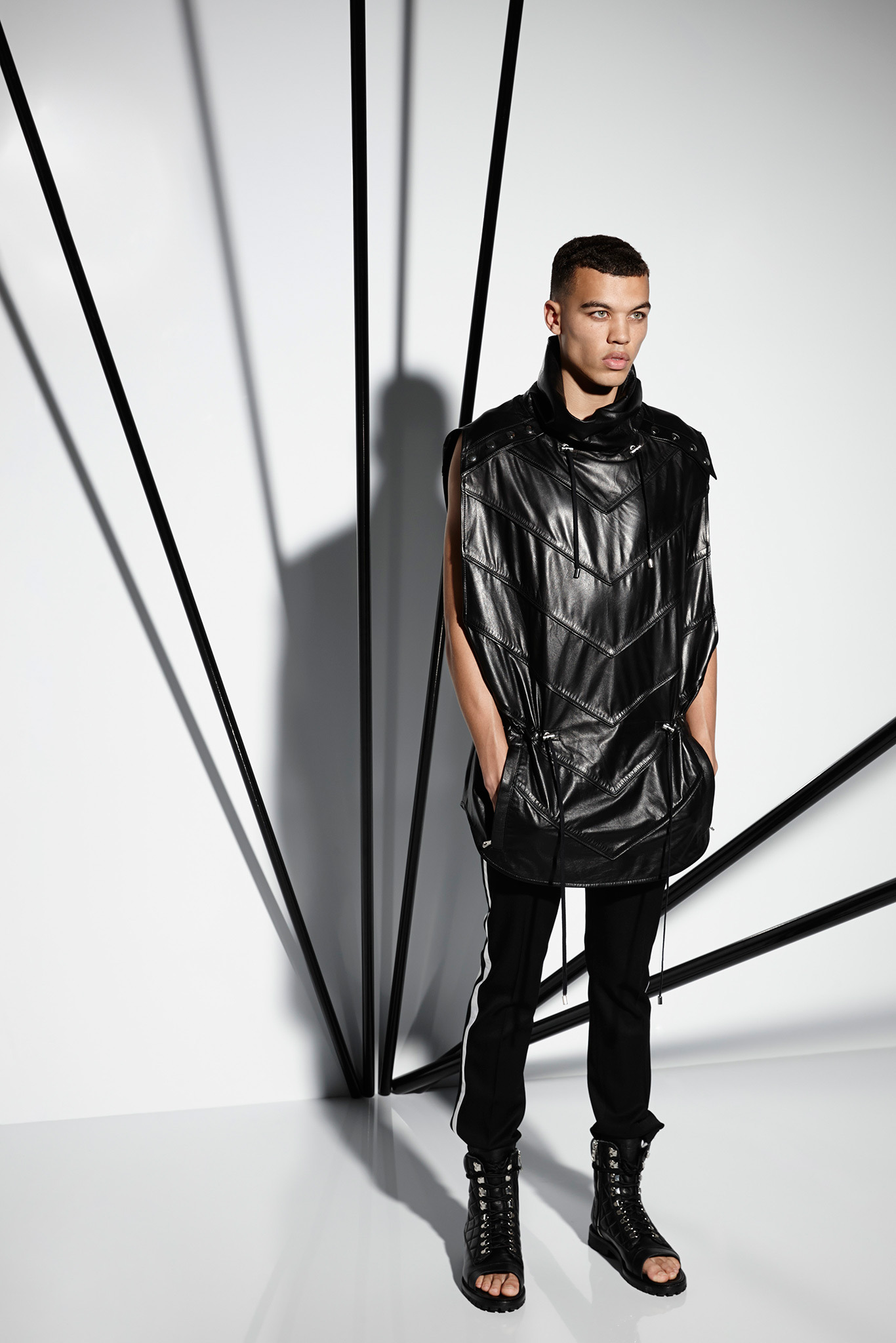 Balmain Men 39 S Spring 2015 Fashion Lookbook