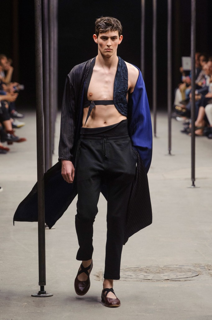 Men's Fashion Shows 2015 Dries van Noten mens fashion