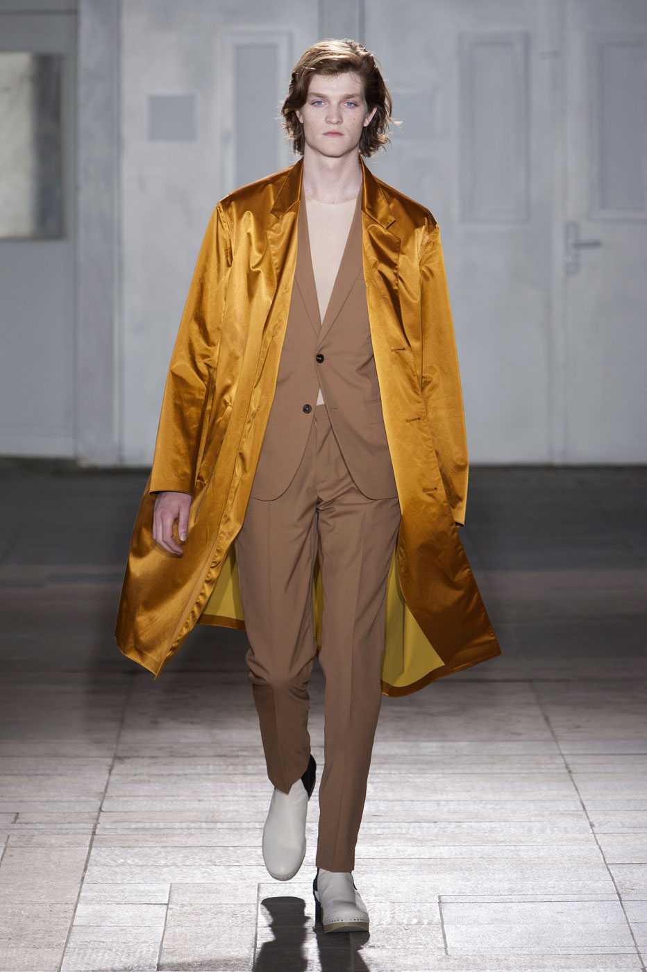 Maison martin margiela men 39 s spring 2015 fashion show for Fashion maison