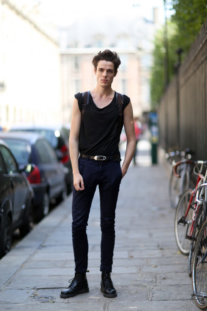 The Best Of Men S Street Style From Paris Men S Spring