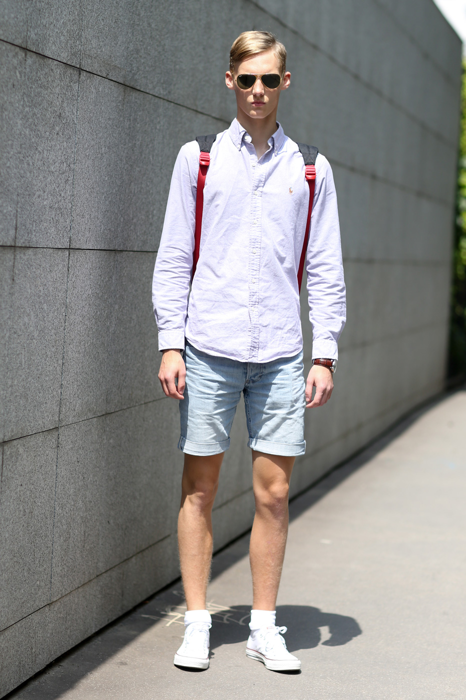The Best Of Men S Street Style From Paris Men S Spring 2015 Shows Day 2