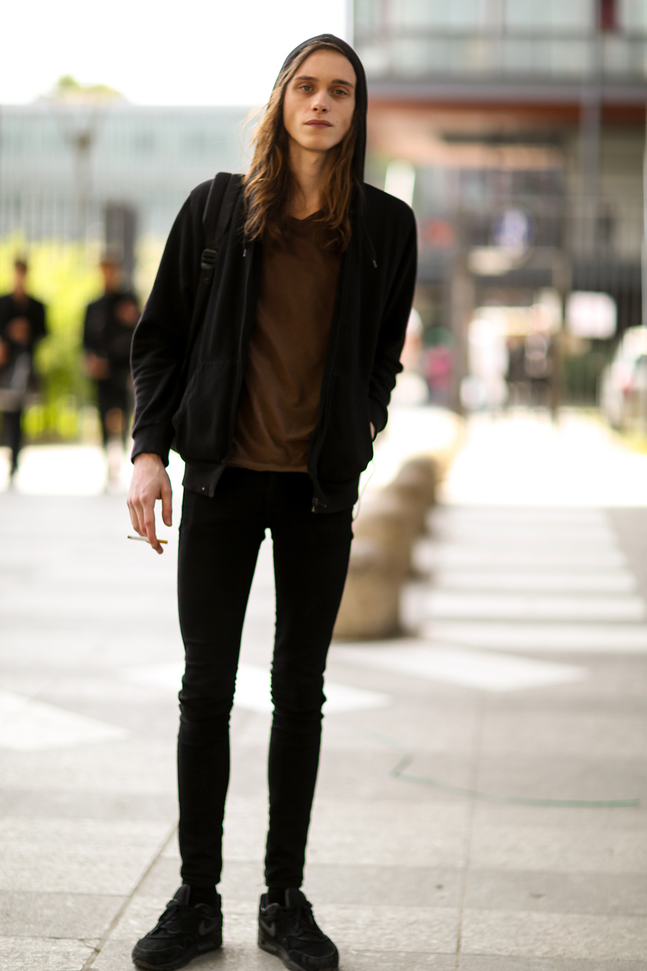 The Best Of Men S Street Style From Paris Men S Spring 2015 Shows Day 3