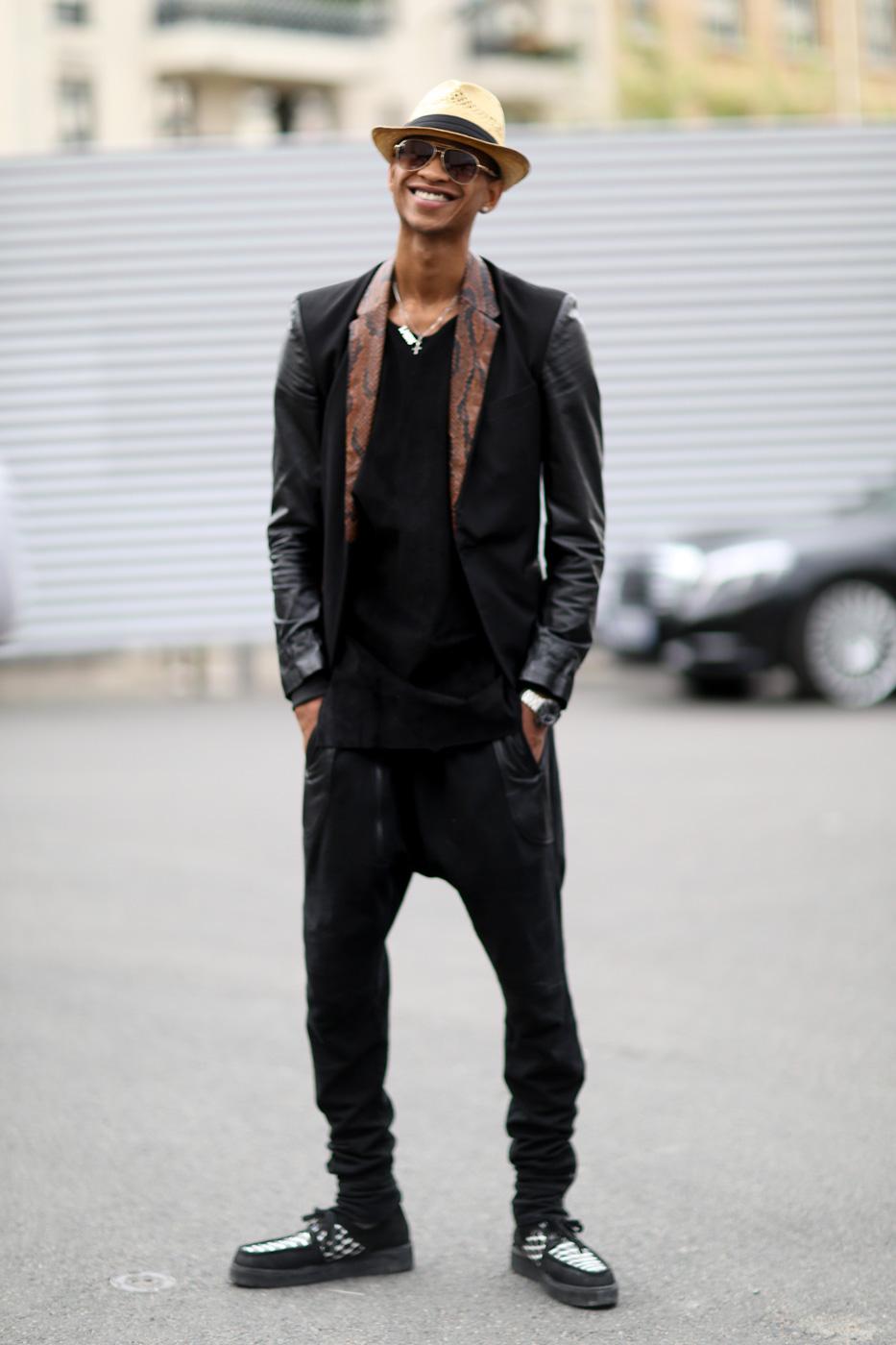 Mens Street Fashion 2014 The Image Kid