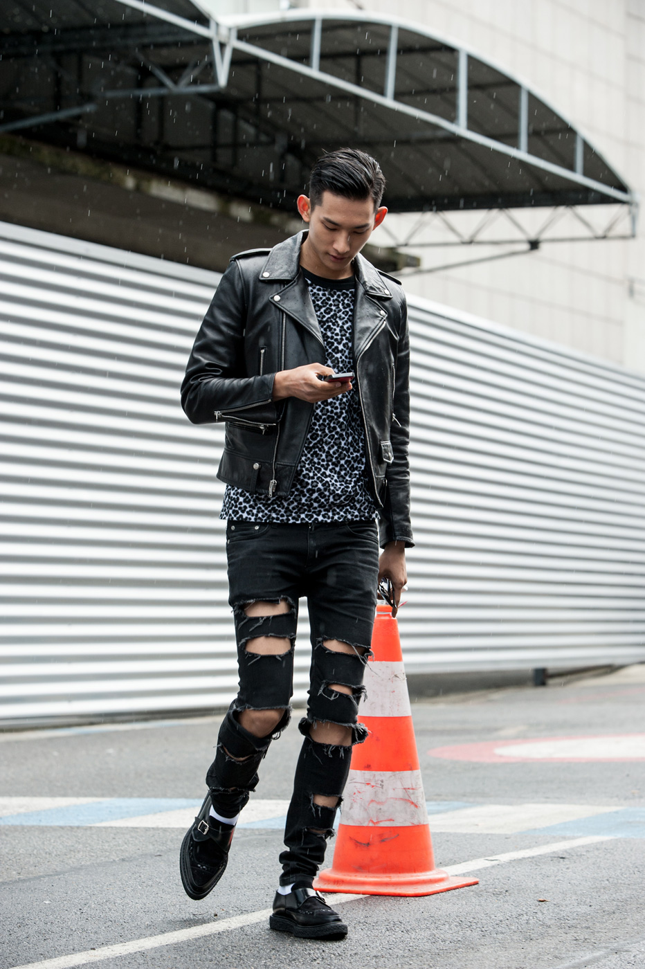 The Best Of Paris Men S Fashion Week Street Style Day 5