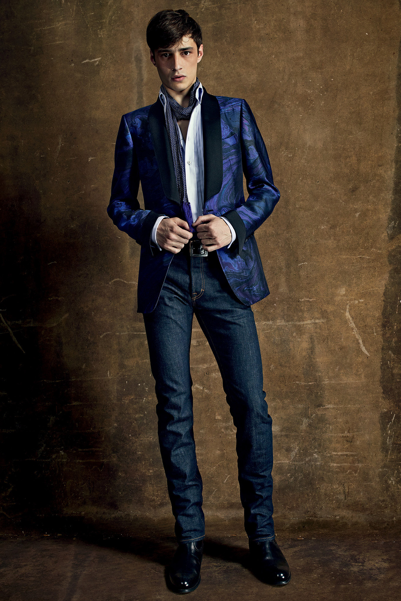Tom Ford Men 39 S Spring 2015 Fashion Lookbook