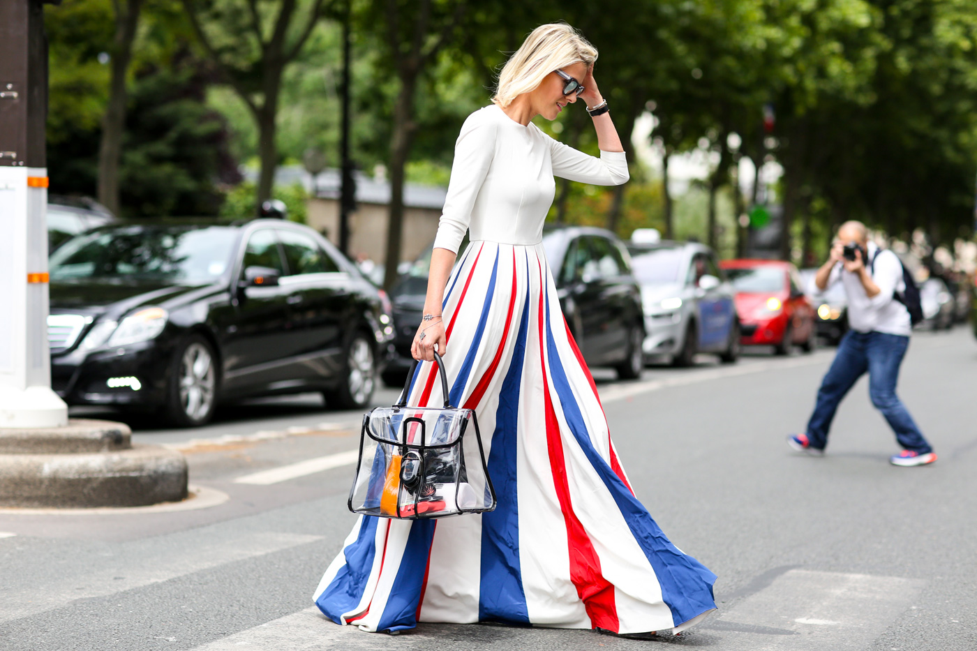 The Best Of Paris Couture Fashion Week Street Style Day 1