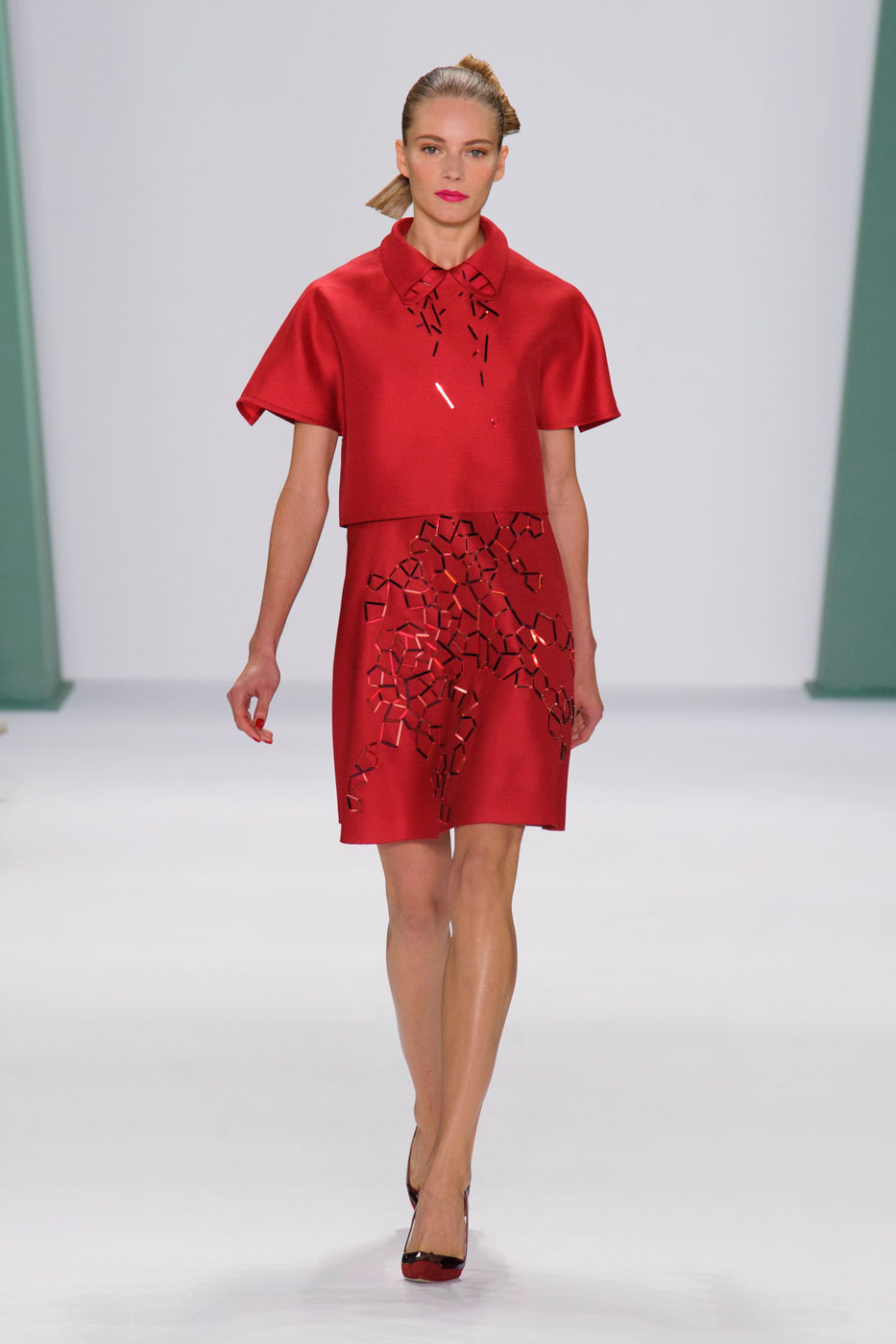 Carolina Herrera Spring 2015 Fashion Show
