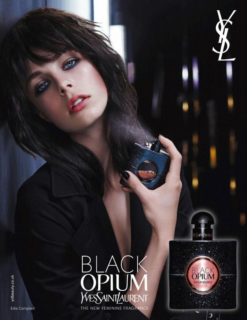 Yves Saint alurent Black opium