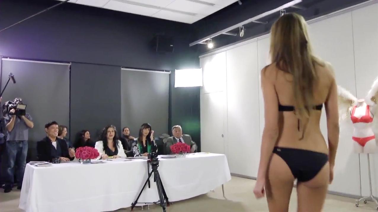 Victoria's Secret Casting - The Impression