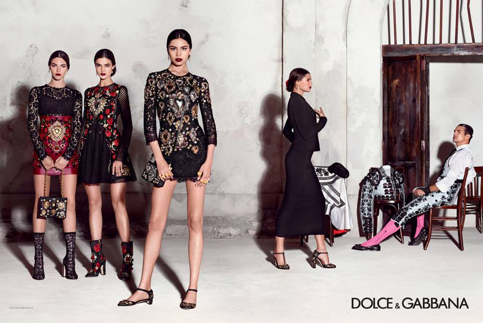 Dolce-Gabbana-spring-2015-the-impression-1