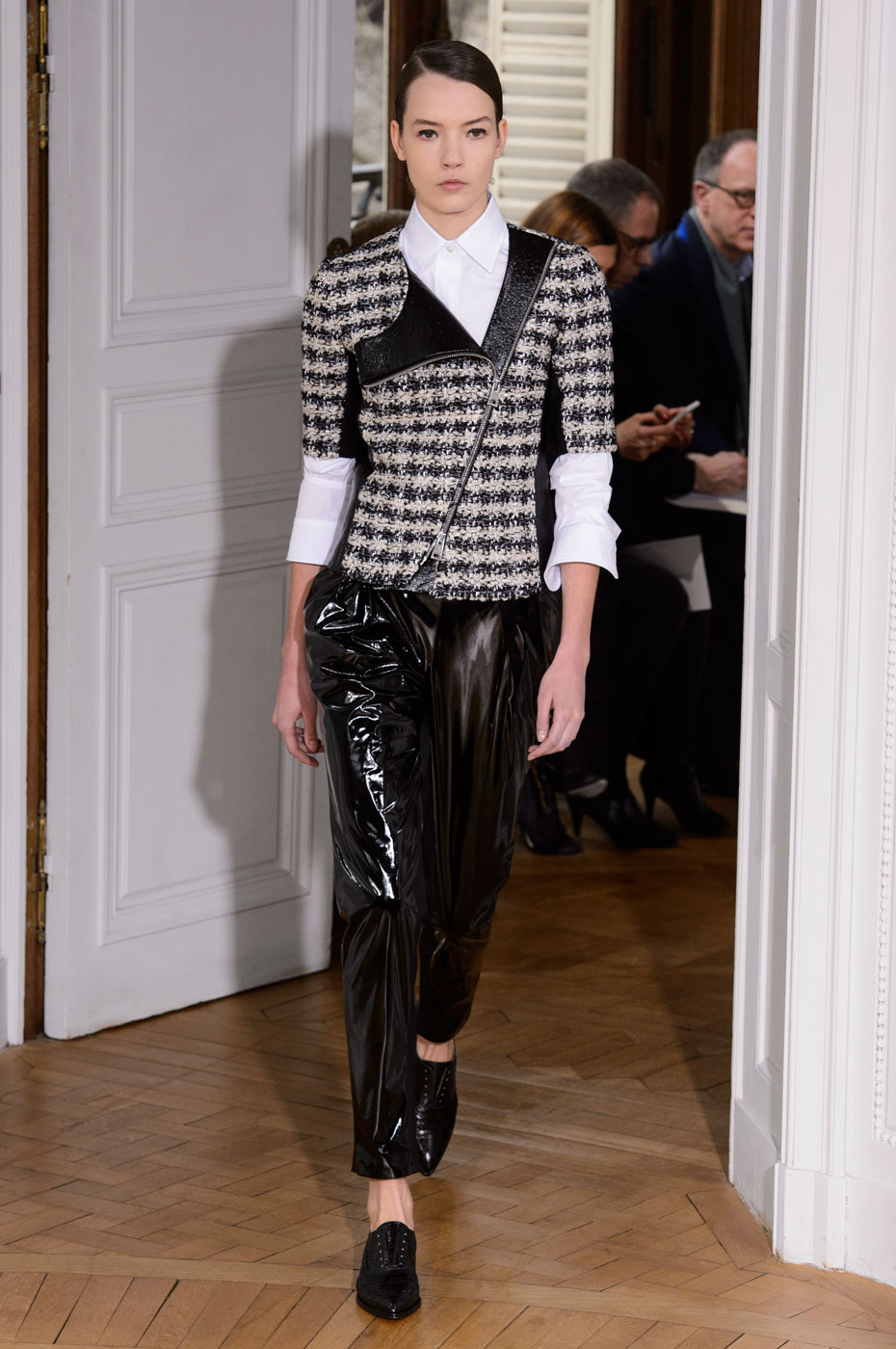 Bouchra-Jarrar-fashion-runway-show-haute-couture-paris-spring-summer-2015-the-impression-13
