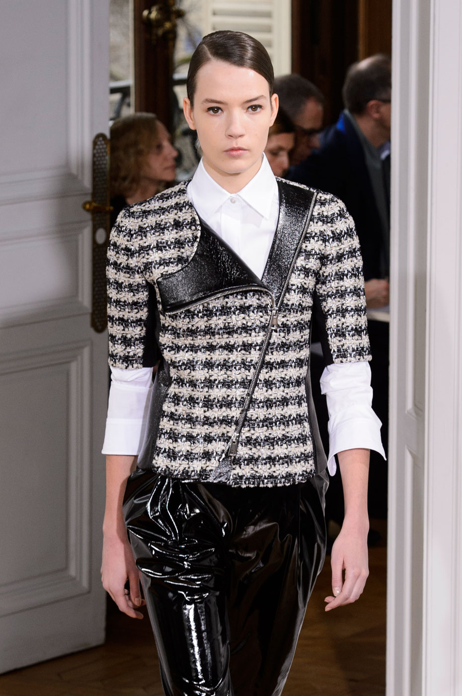 Bouchra-Jarrar-fashion-runway-show-haute-couture-paris-spring-summer-2015-the-impression-14