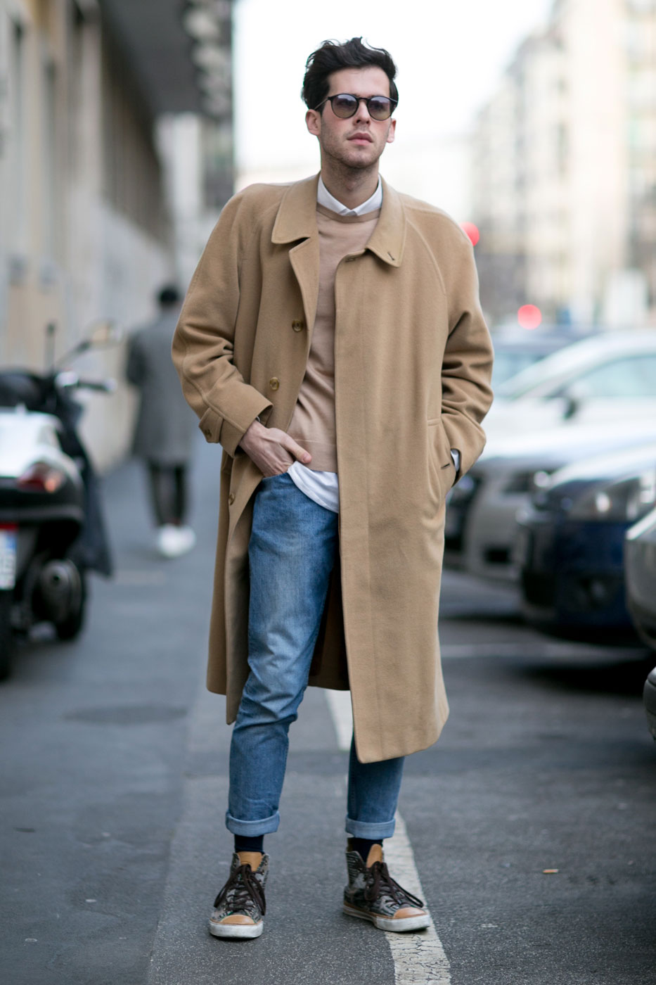 The Best Of Milan Men S Fashion Week Street Style Day 3