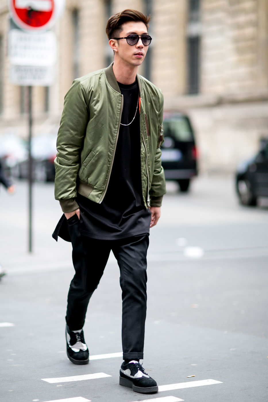 The Best Of Paris Men S Fashion Week Street Style Day 1