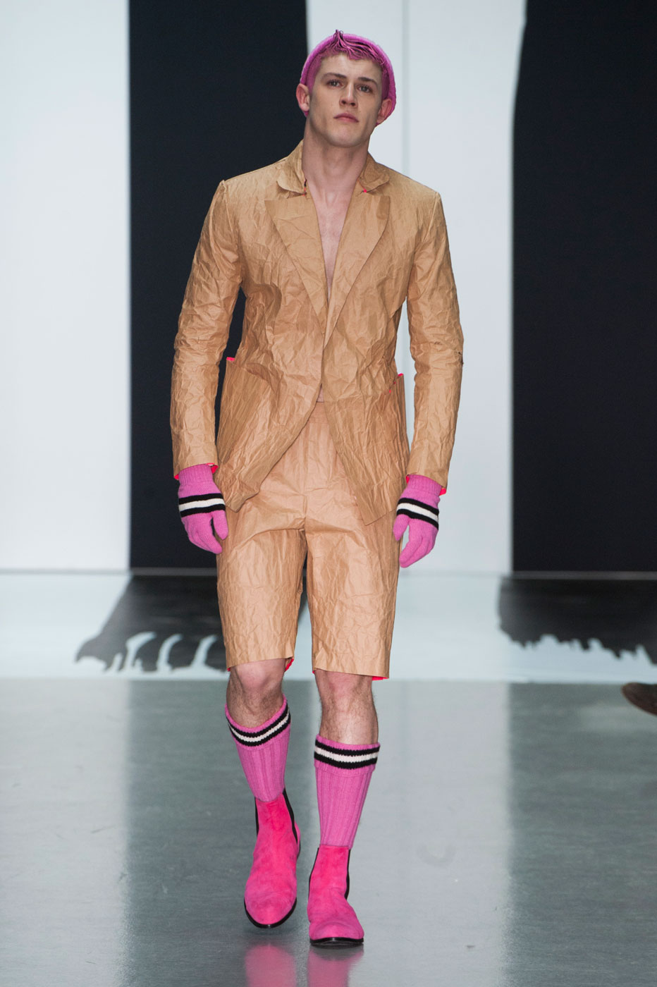 Men's Fashion Shows 2015 Sibling mens fall