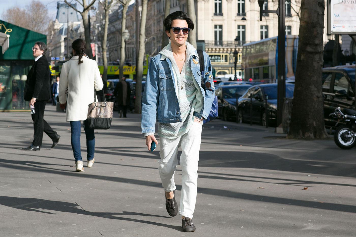 Paris str RF15 9550