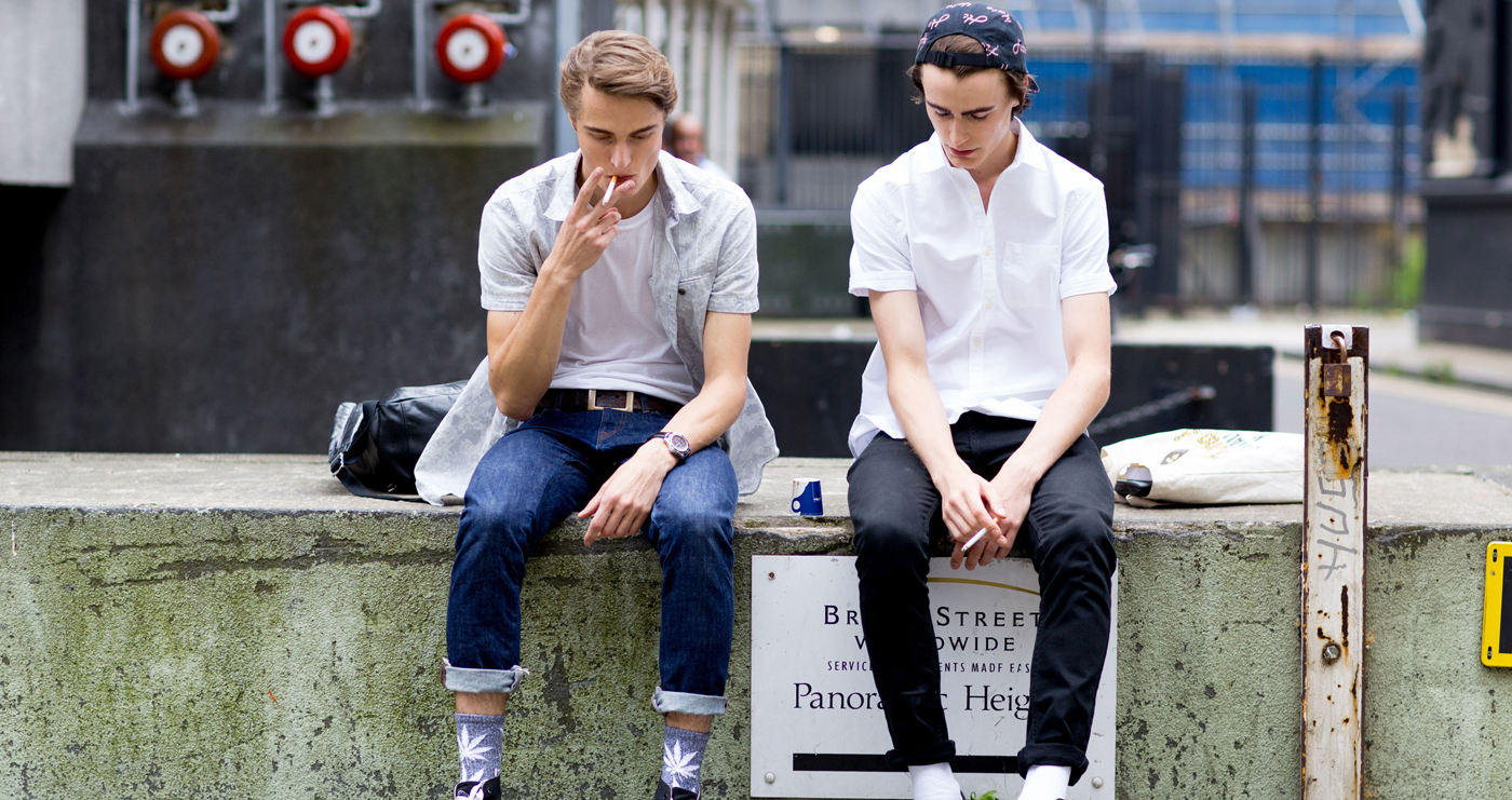 The Best Of London Men 39 S Fashion Week Street Style Day 1 June 12th 2015 The Impression