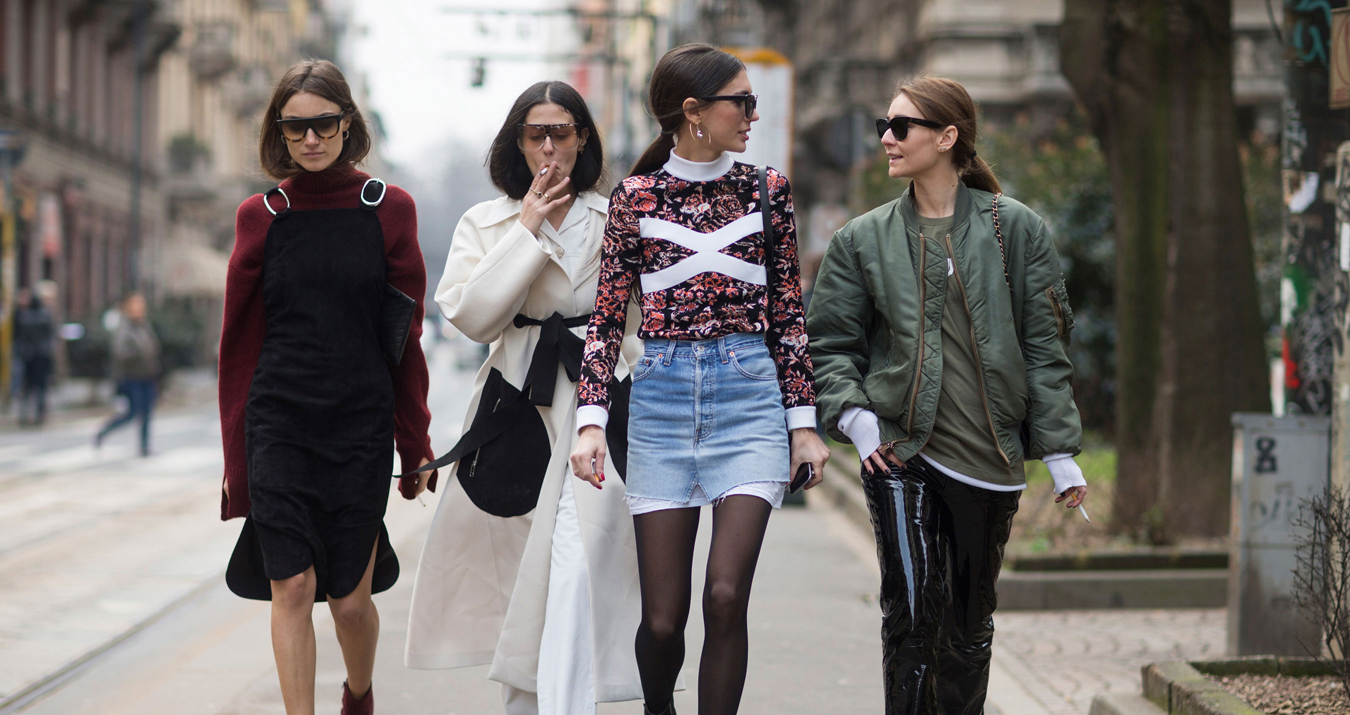 Milan Fashion Week Women S Street Style Fall 2016 Day 3 The Impression