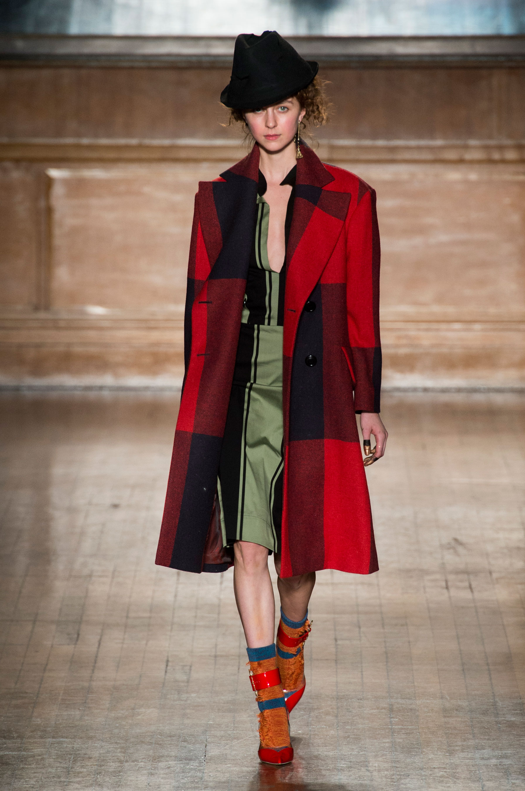Vivienne westwood red label fall / winter 2017 collection