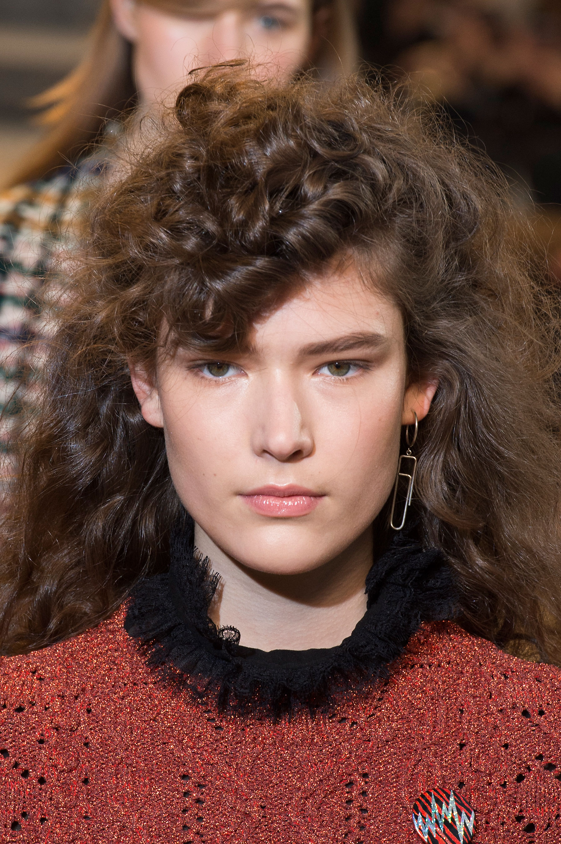 trending haircuts marant fall 2016 details the impression 4986