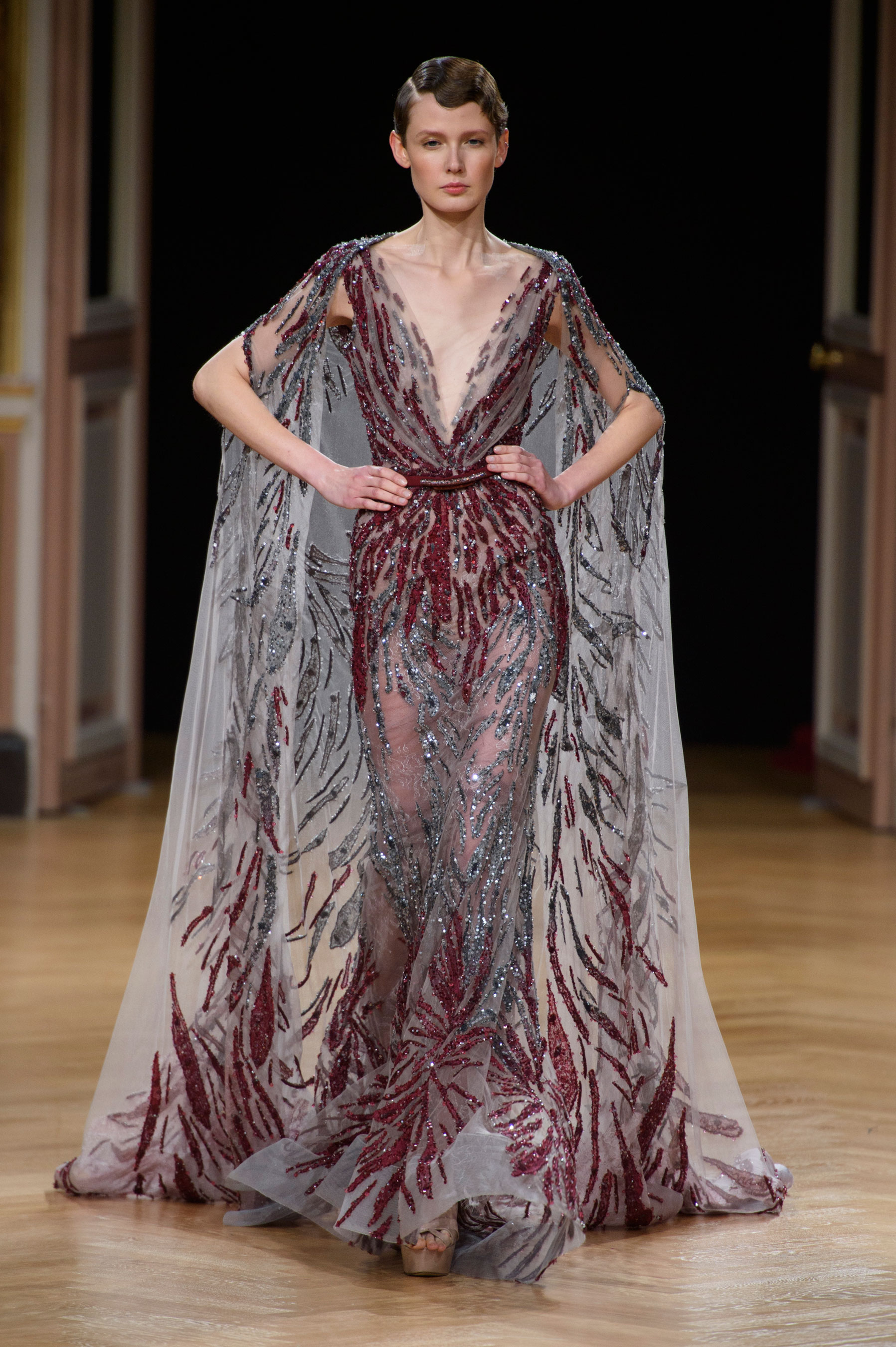 Ziad nakad couture fall 2016 for Fashion couture 2016