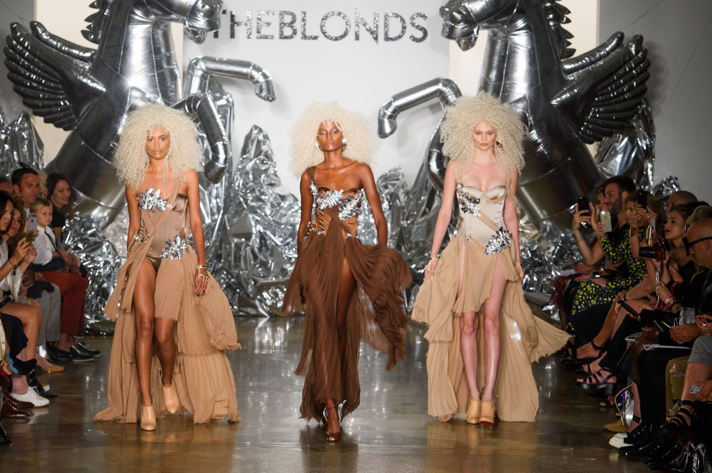 The blonds ss 2017