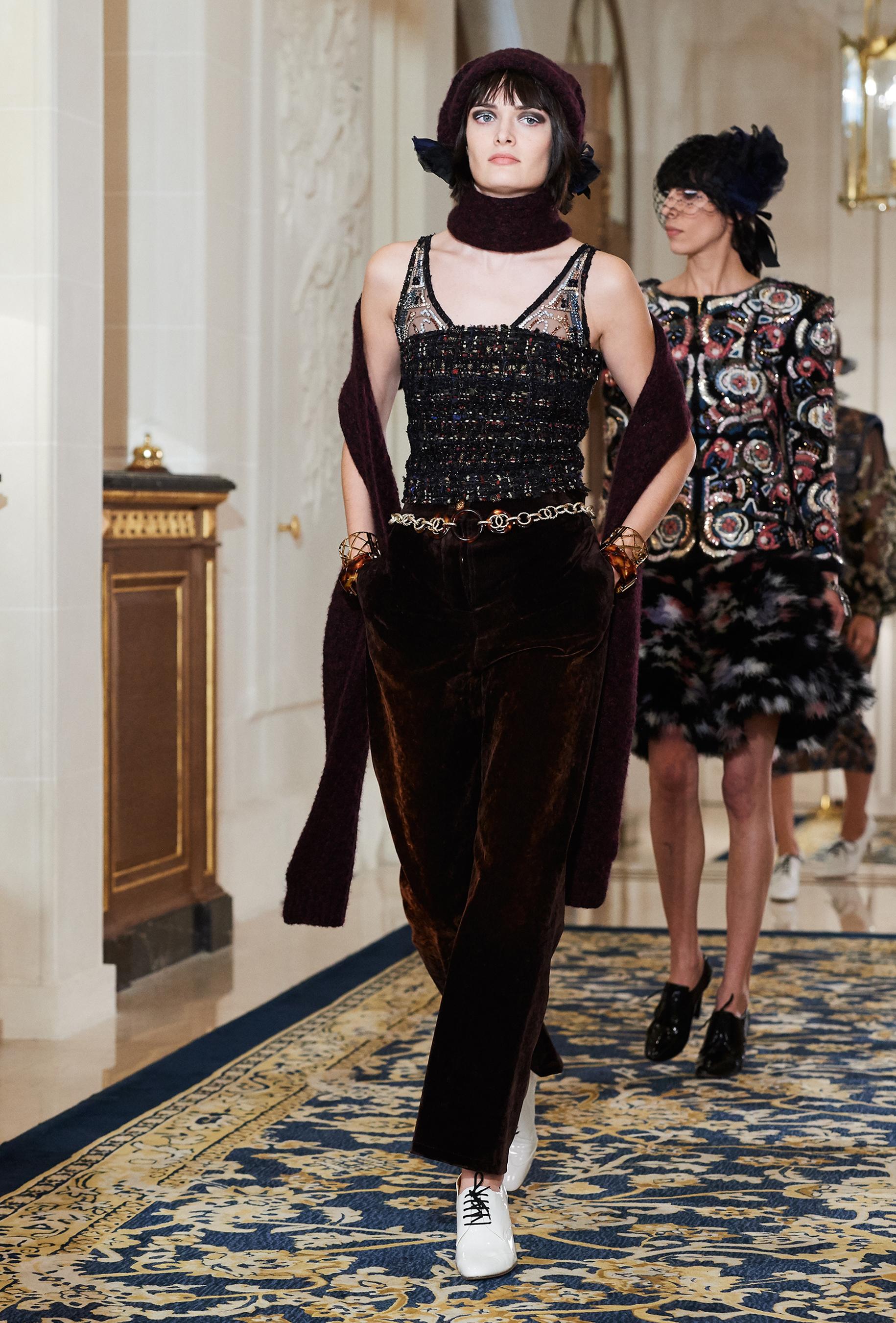 Chanel Metiers d'Art PO FW16 0124