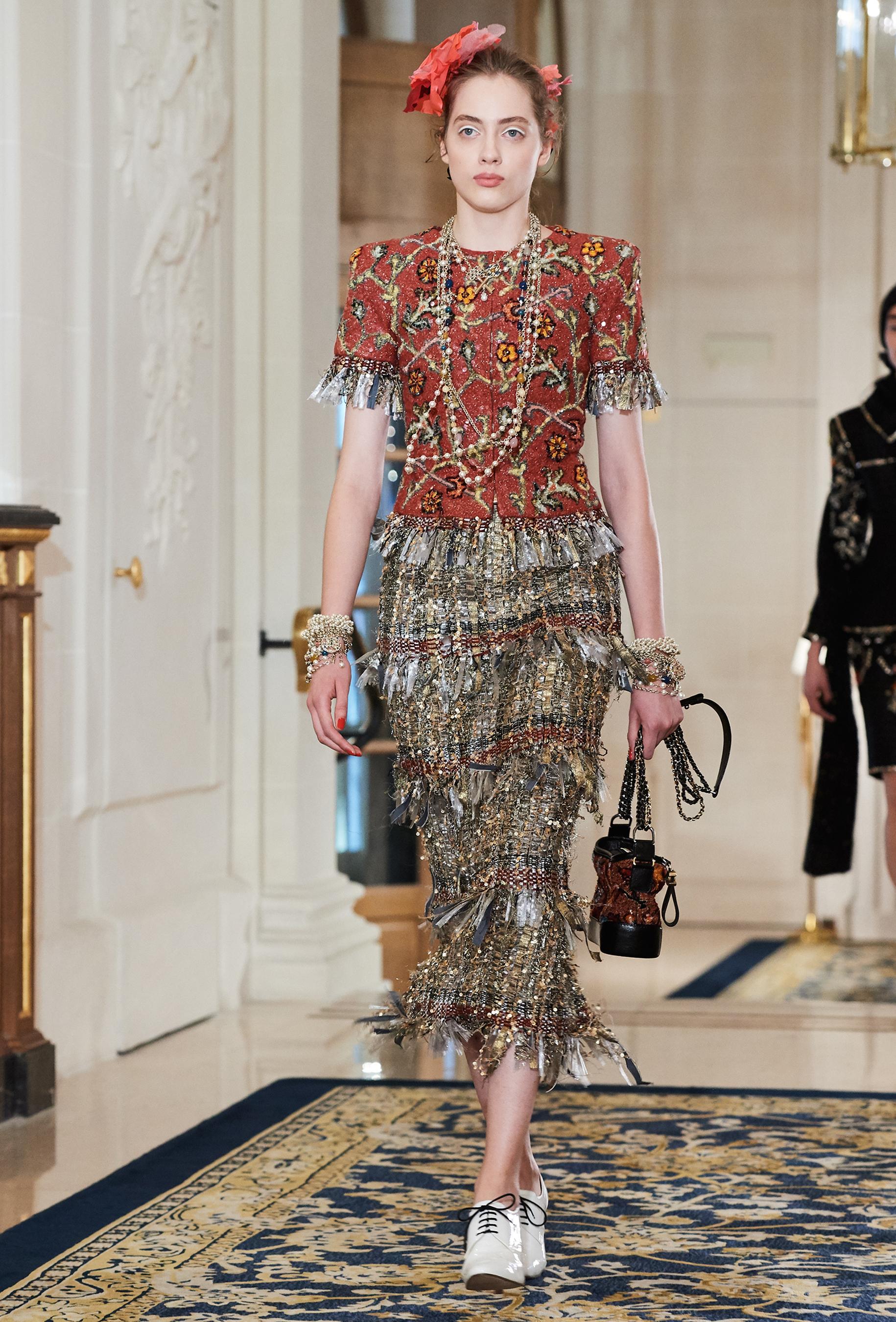 Chanel Metiers d'Art PO FW16 0127