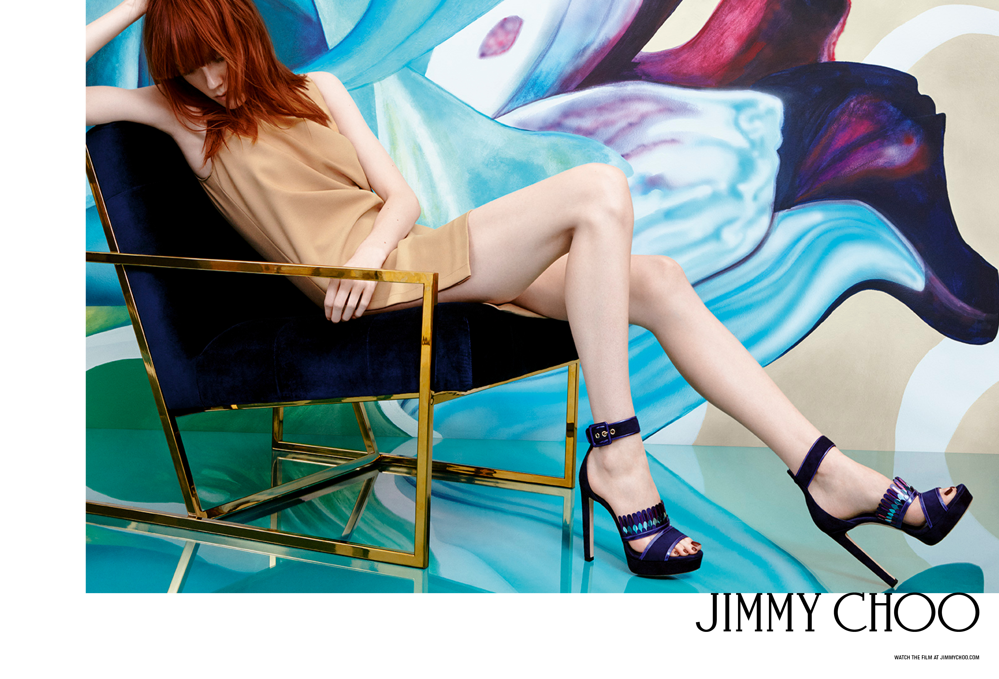 photo Jimmy Choo Spring 2019 Campaign Takes Us To California