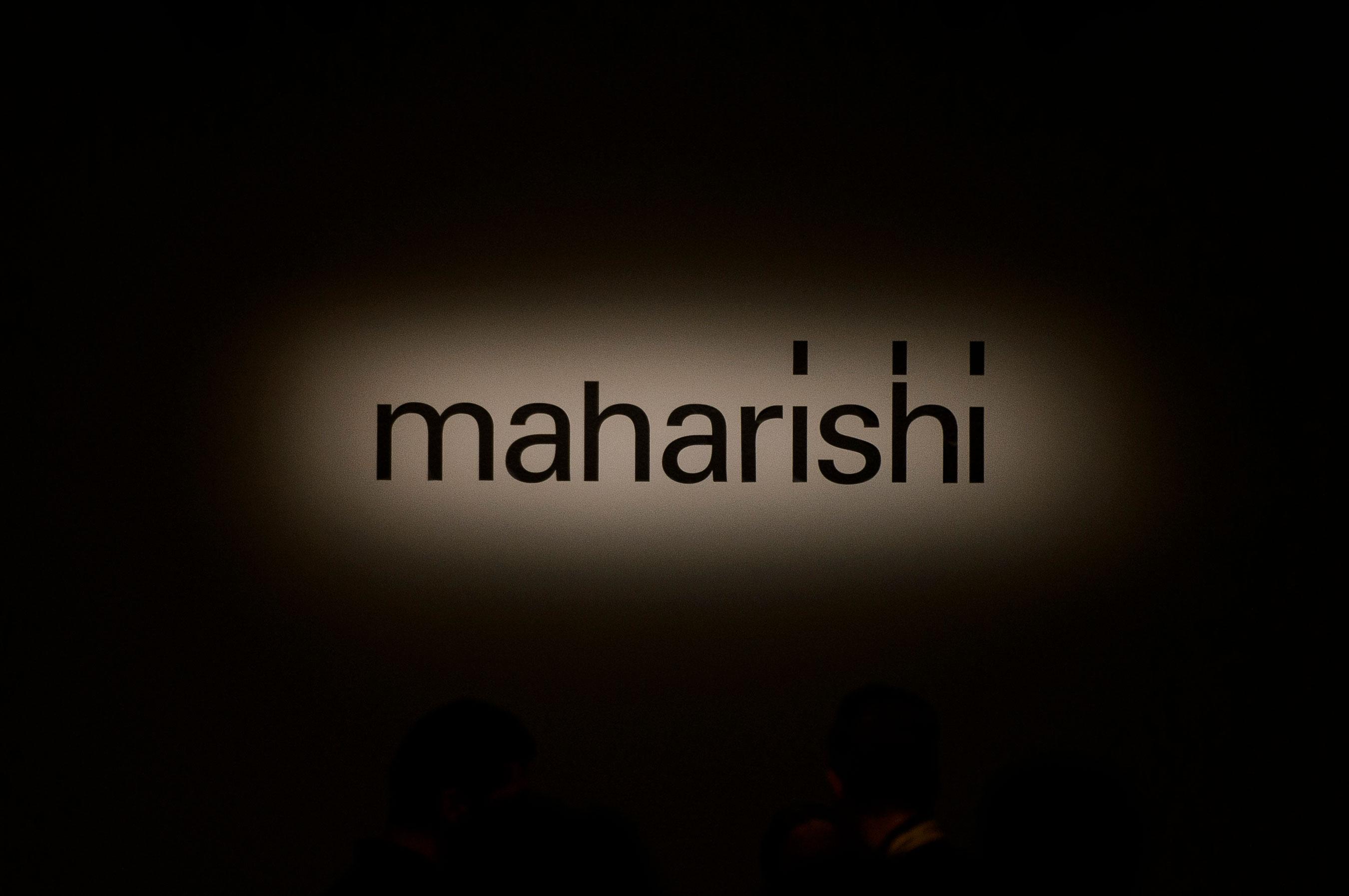 Maharishi m RS17 0001
