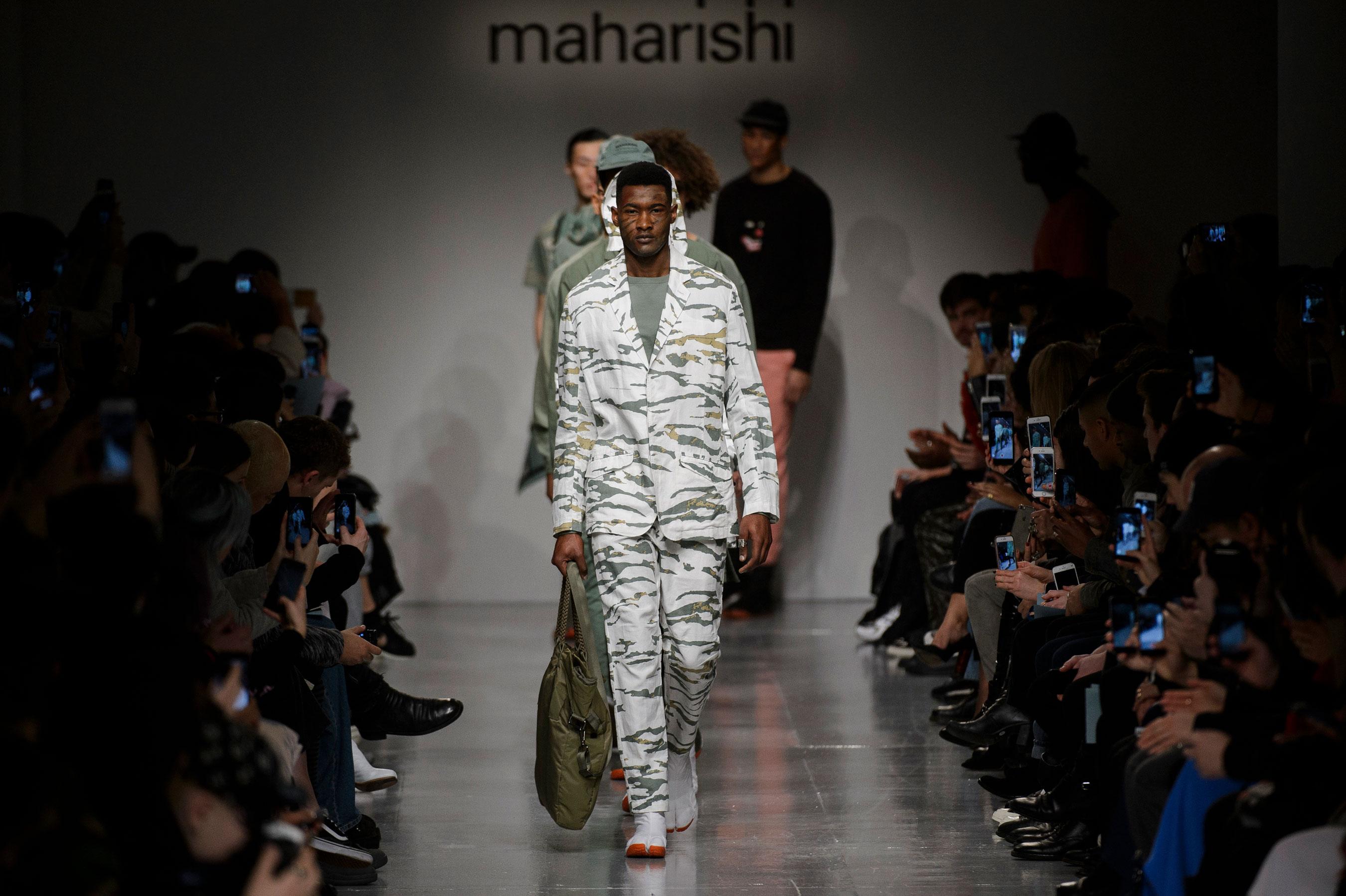 Maharishi m RS17 0586