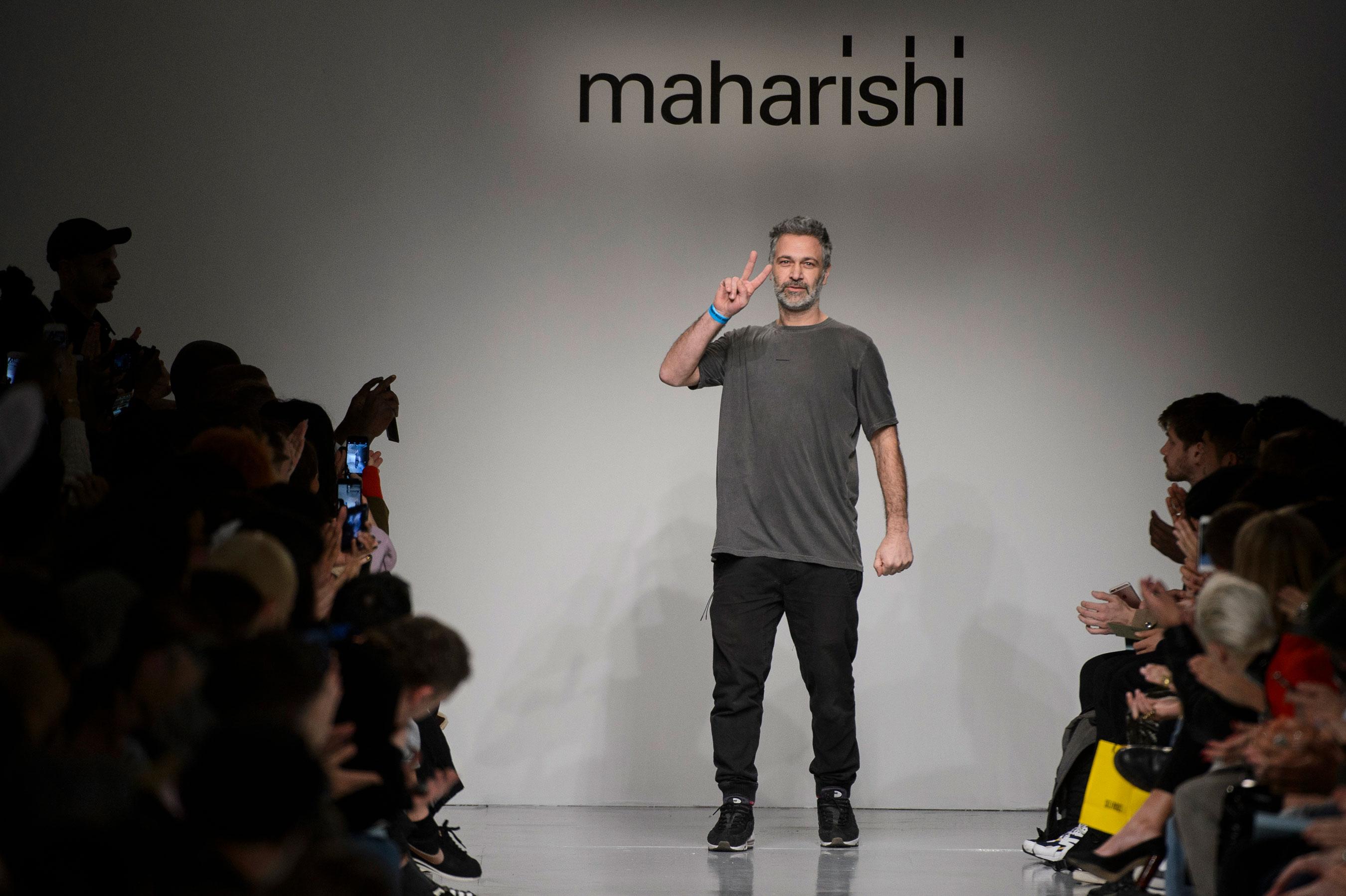 Maharishi m RS17 0611