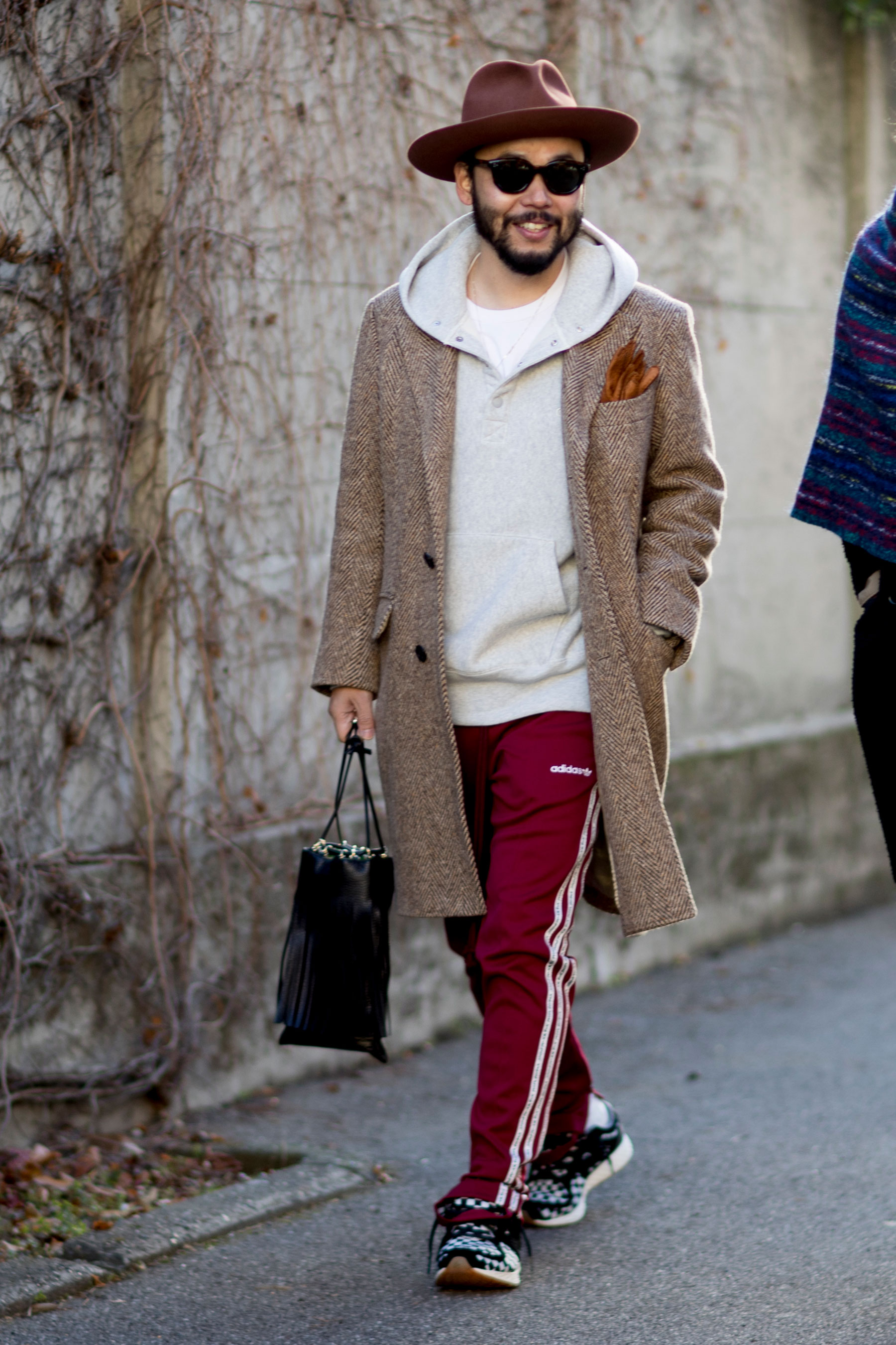 Street Style At Milan Men 39 S Fashion Week Fall Winter 2017 2018 Day 1 The Wonderful World Of
