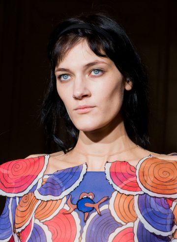 Schiaparelli Spring 2017 Couture Fashion Show Details