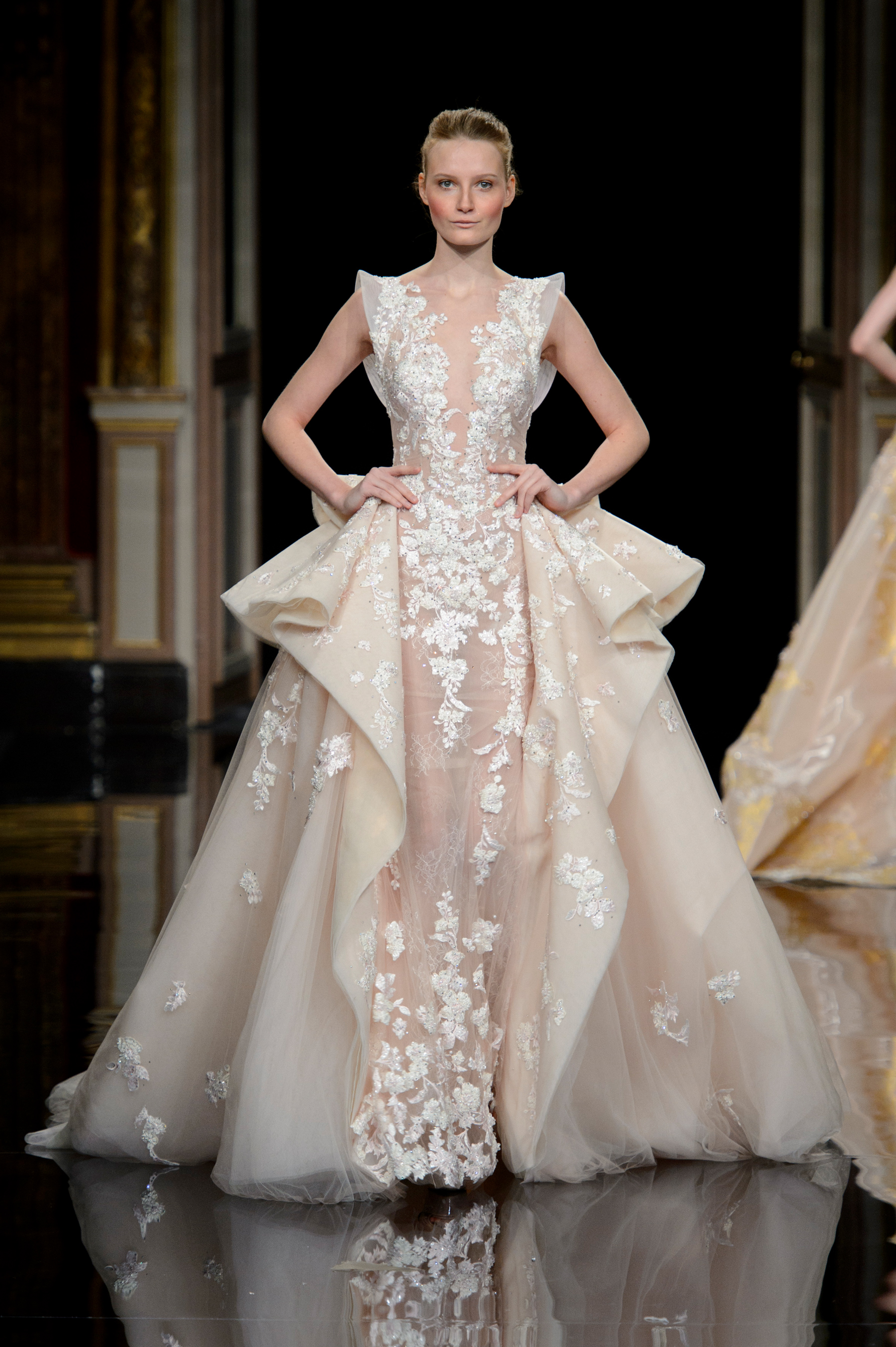 Ziad Nakad Spring 2017 Couture Fashion Show - The Impression