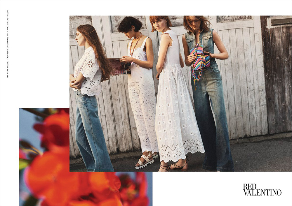 The latest in Spring 2017 Ad Campaign News