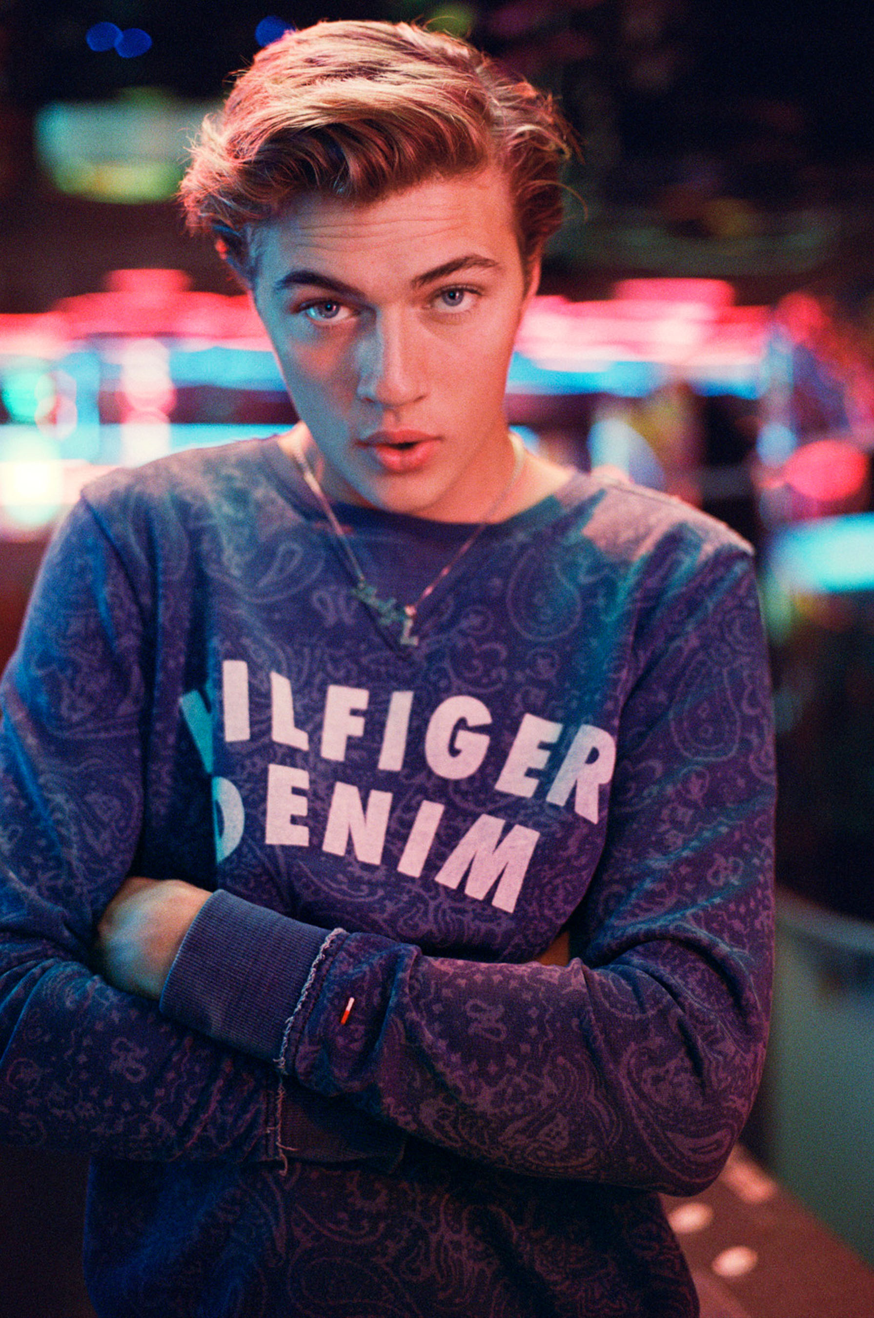 Tommy Hilfiger Jeans' Spring 2017 Ad Campaign