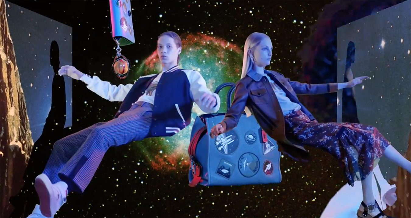 """Coach Launches """"Space"""" a Limited Edition Capsule Collection"""