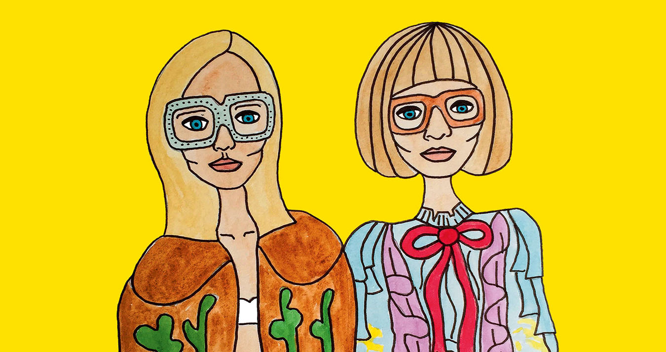 Get Geeky with Gucci and Angelica Hicks' T-Shirt Collection