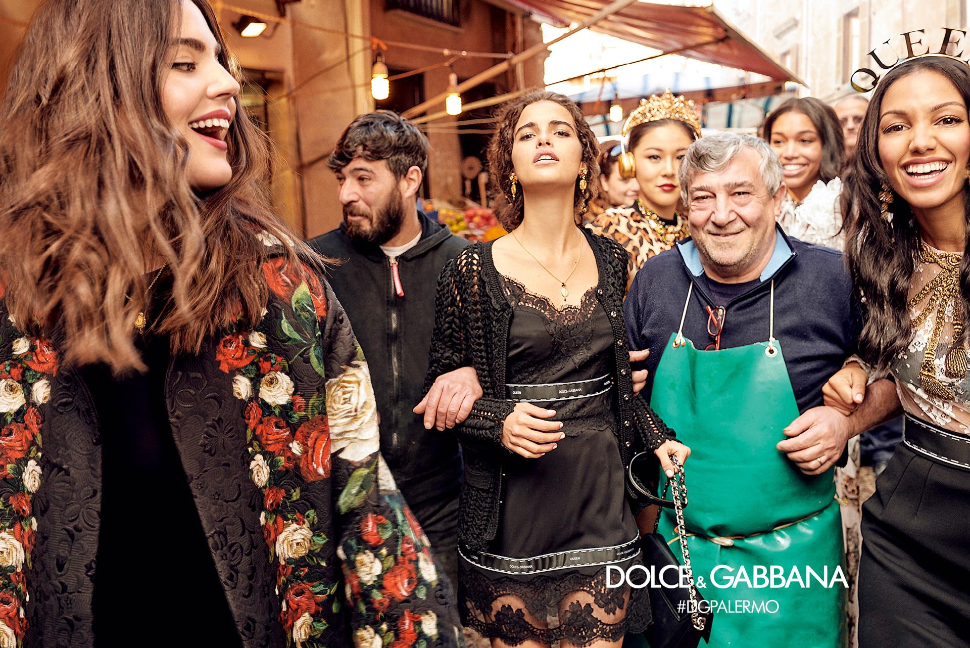 a71cafa3 Designers | Domenico Dolce & Stefano Gabbana Photographer | Luca and  Alessandro Morelli Models | Alessandra Garcia, Amelia Windsor, Brandon  Thomas Lee, ...