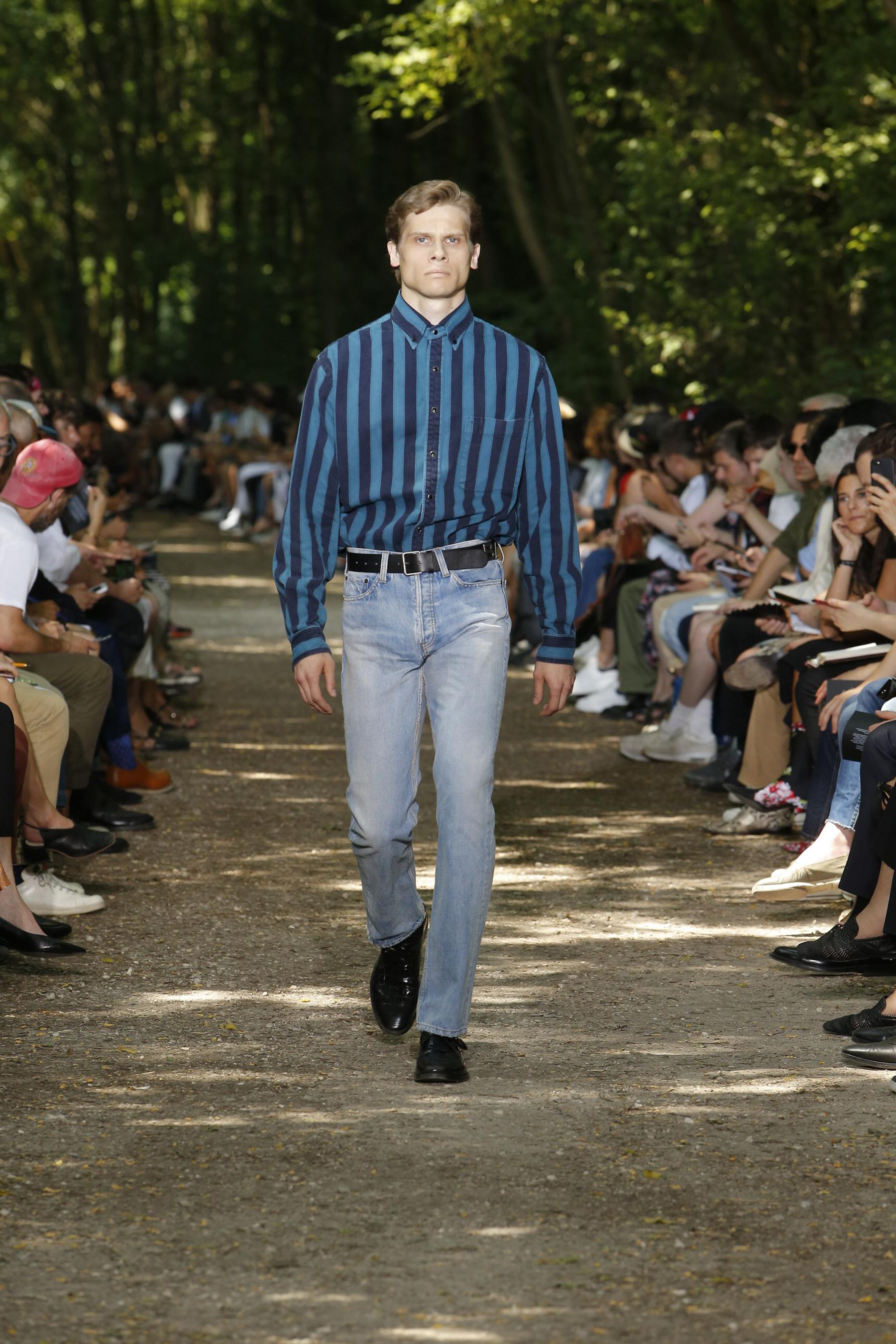 Balenciaga Fashion Show Review