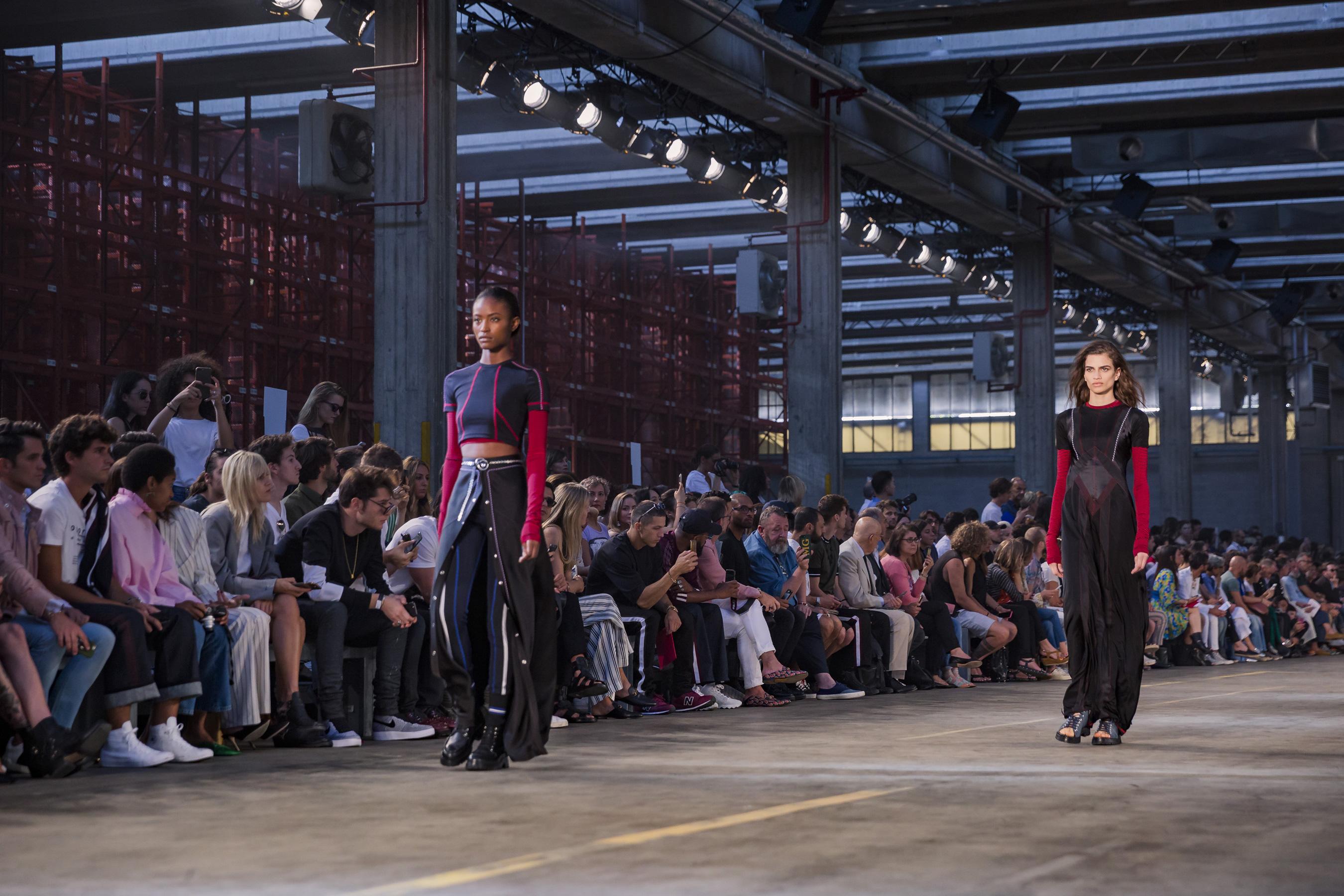 Diesel Black Gold Spring 2018 Fashion Show Atmosphere