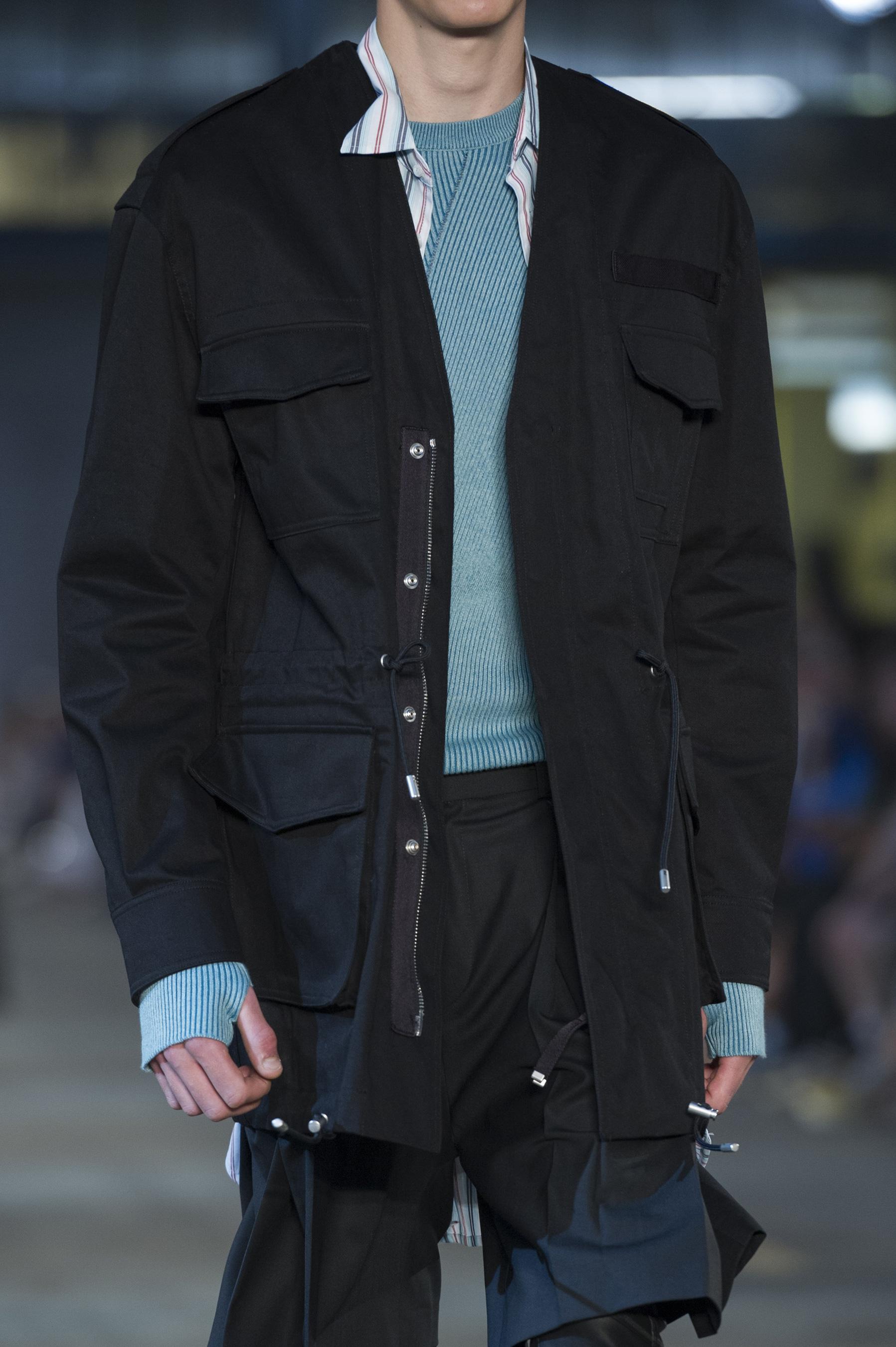 Diesel Black Gold Spring 2018 Fashion Show Details