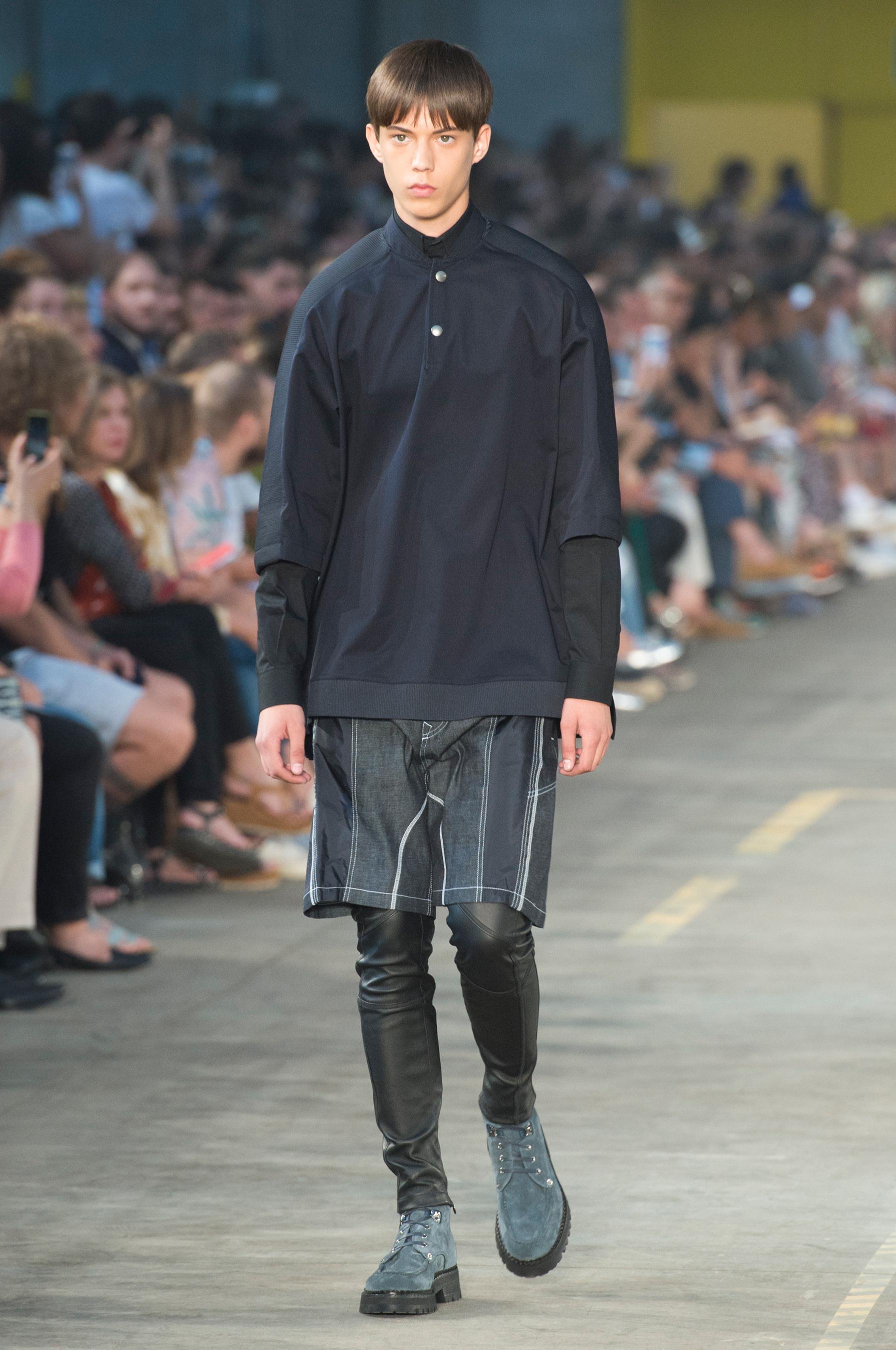 Diesel Black Gold Spring 2018 Fashion Show