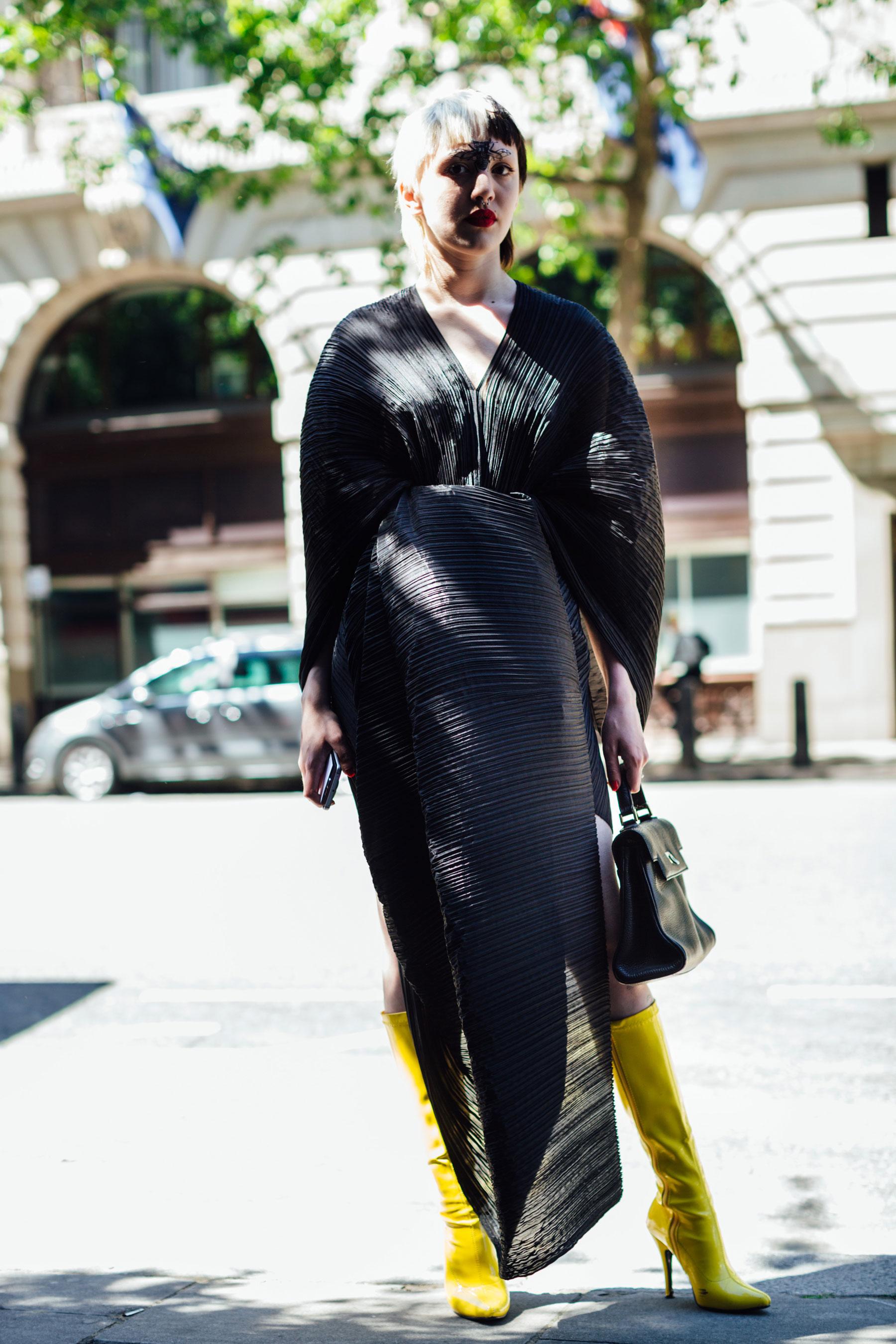 London Fashion Week Men's Street Style Spring 2018 Day 2