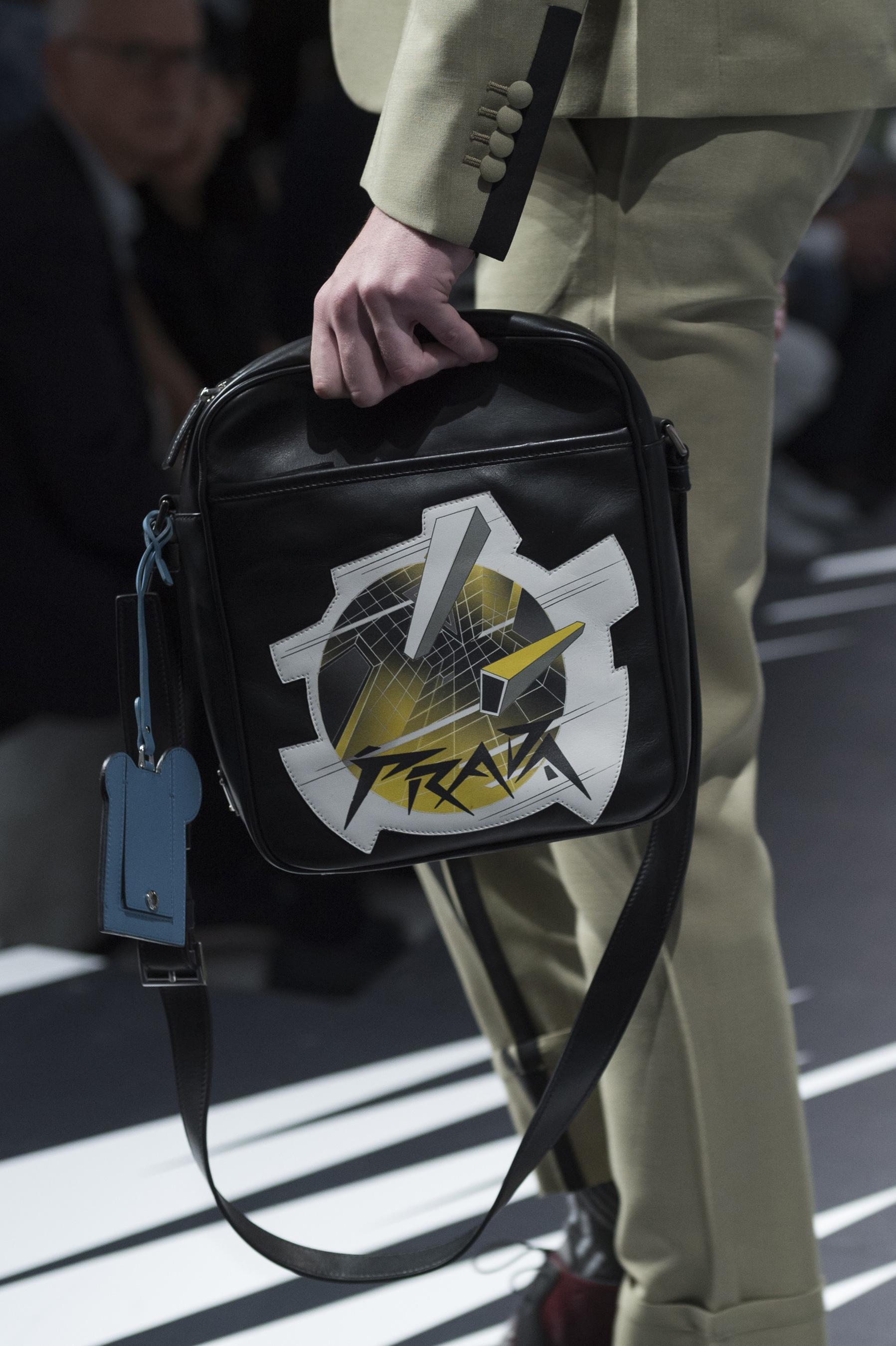 Prada Spring 2018 Mens Fashion Show Details