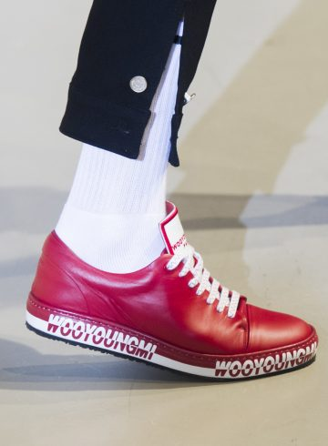 Wooyoungmi Spring 2018 Men's Fashion Show Details