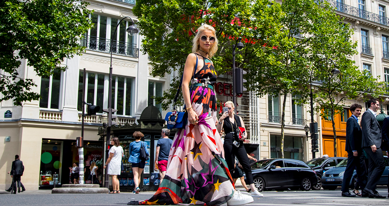 Paris Couture Fashion Week Street Style Fall 2017 Day 4
